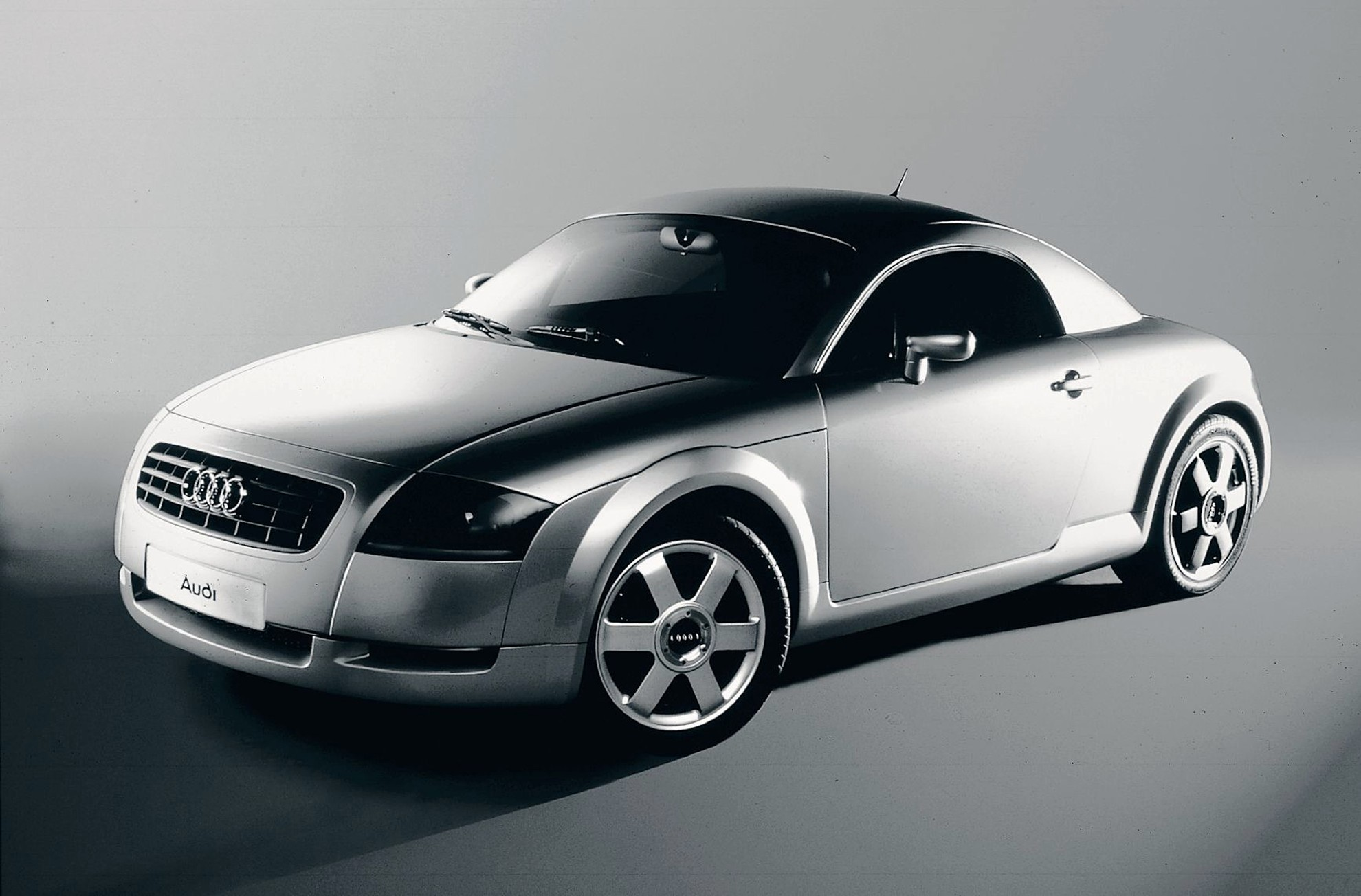 Audi Museum Mobile History And Stories About The Audi Tt