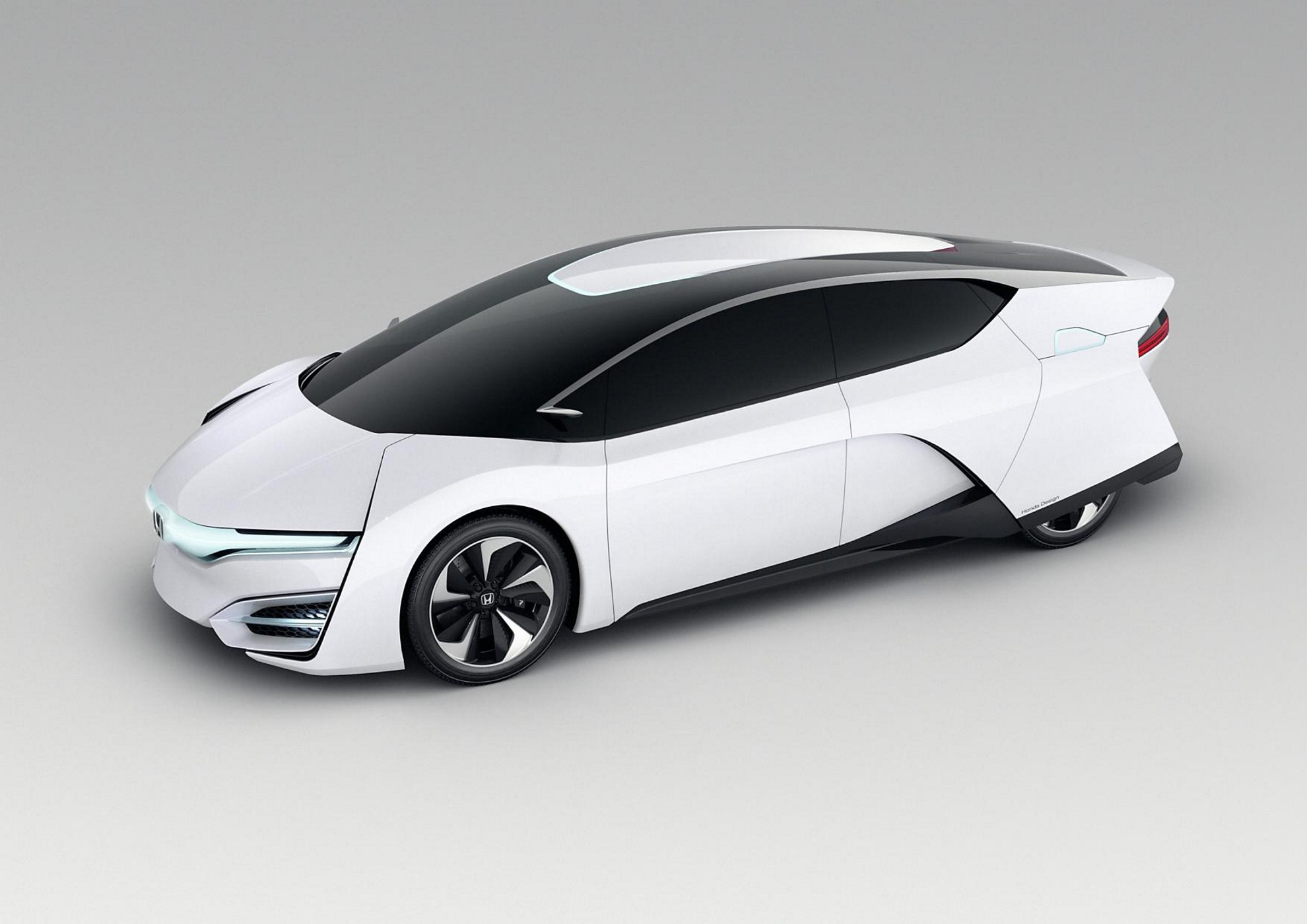 Honda Is Among The Carmakers Looking At Small Scale Hydrogen Fuel Cell  Vehicles From Next Year But Big Volume Numbers Will Not Start Ramping Up  Until 2020 ...