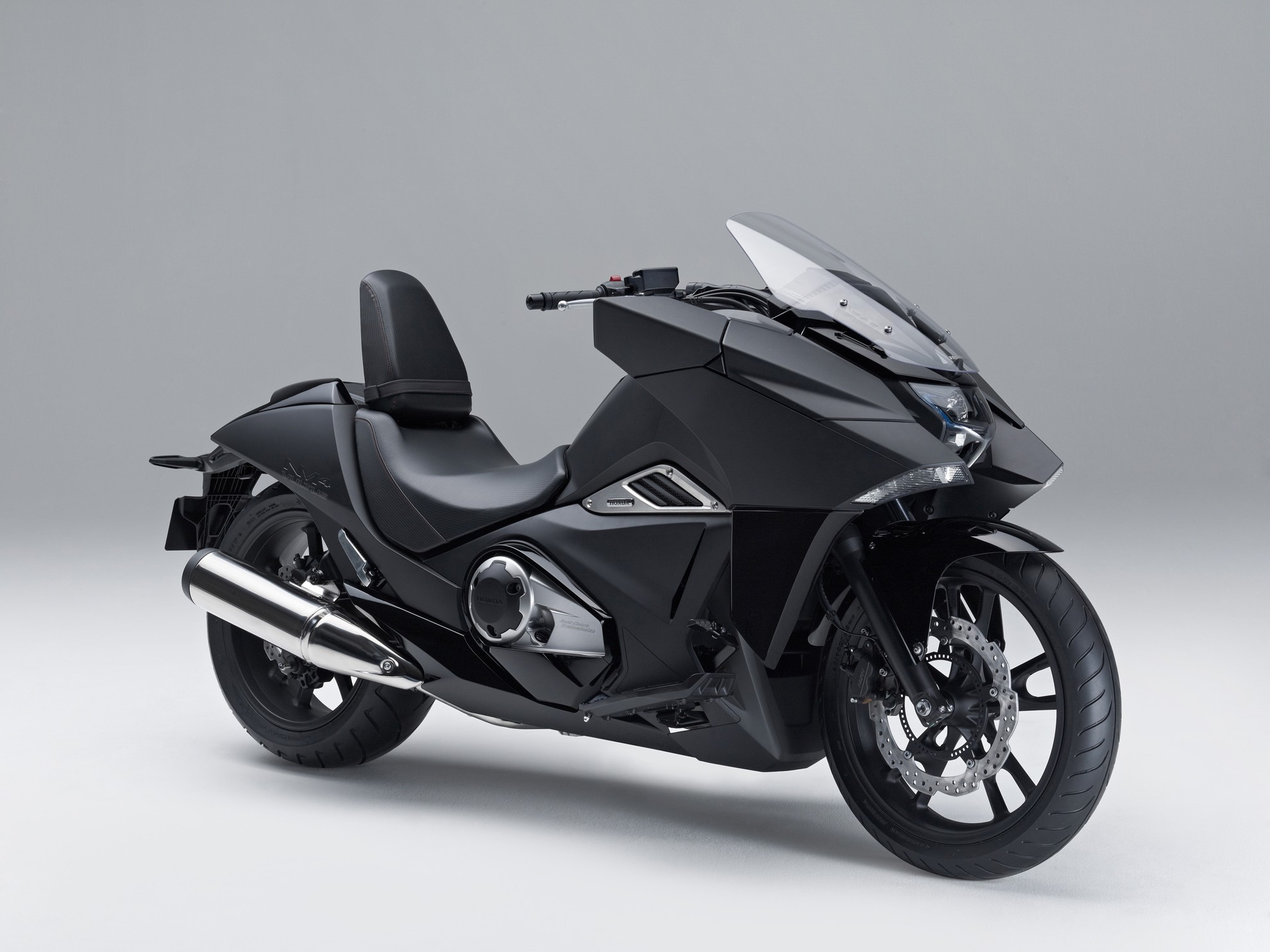 New Honda Nm4 Vultus Motorbike
