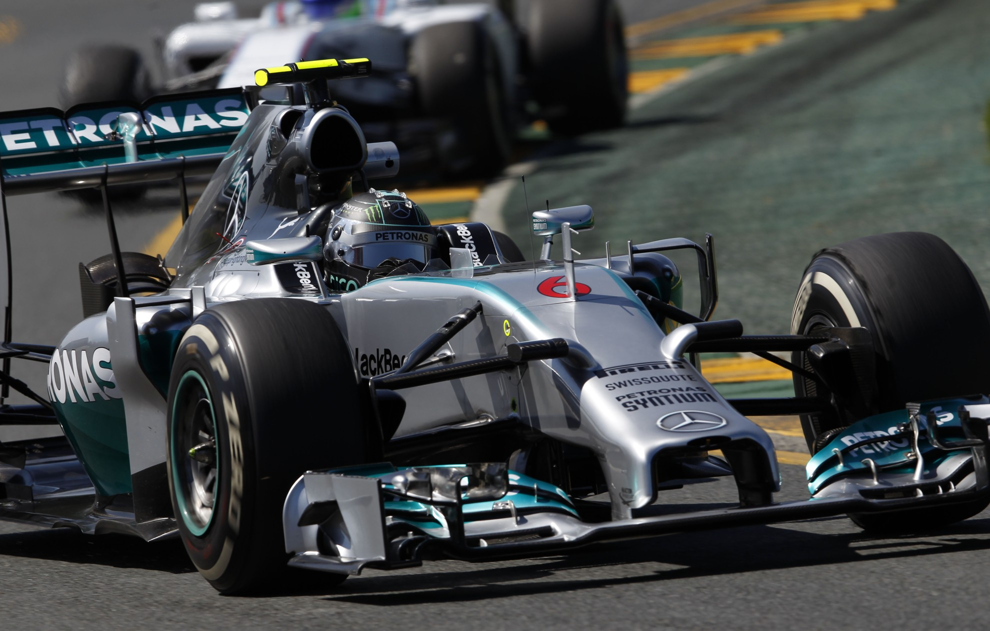 Mercedes-Benz-Australian-Grand-Prix