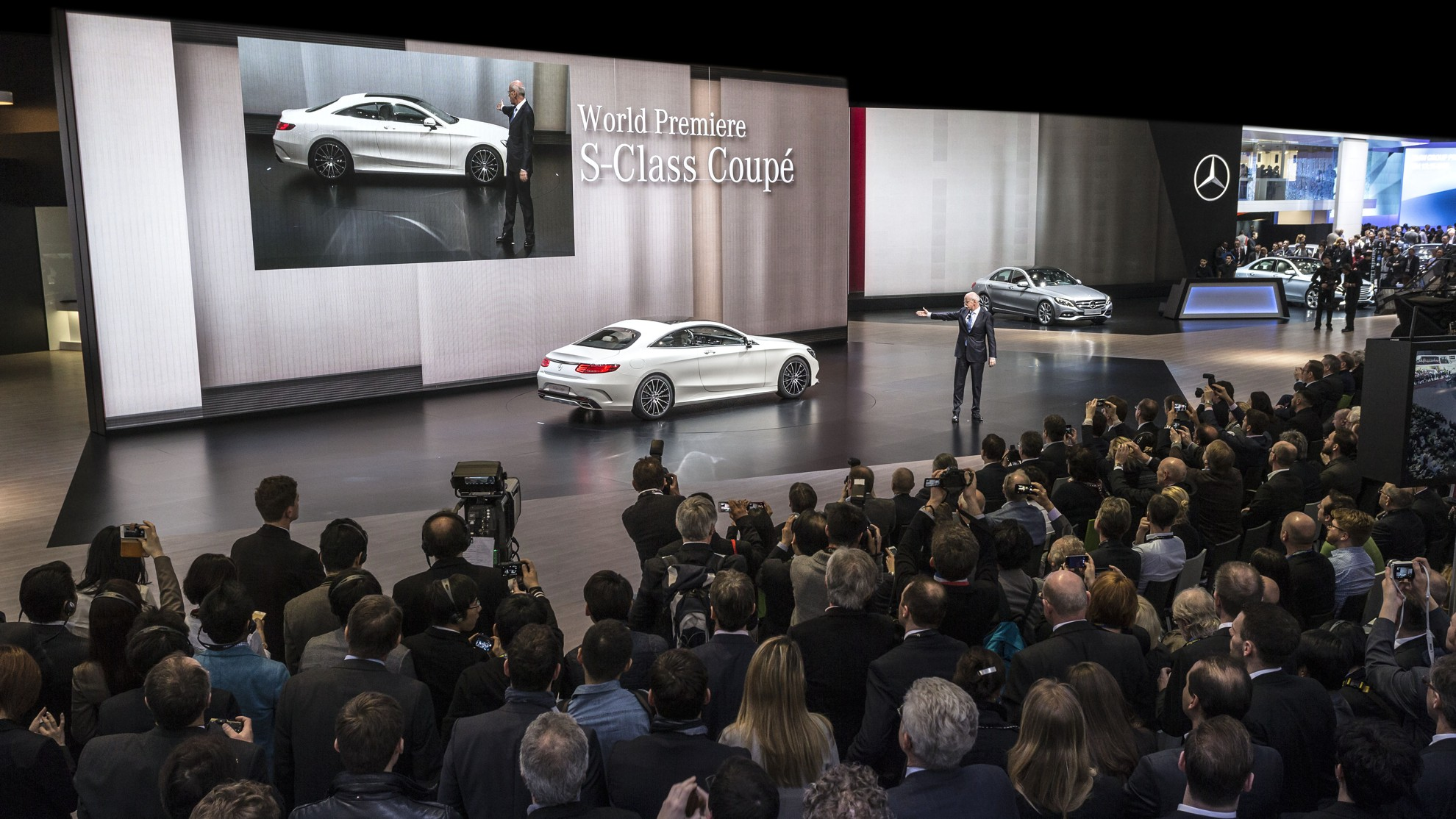 Mercedes-Benz Geneva International Motor Show 2014