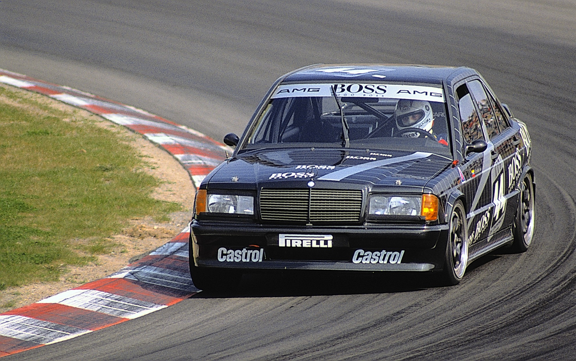 Mercedes benz racing retro classics show 2014 for Mercedes benz race