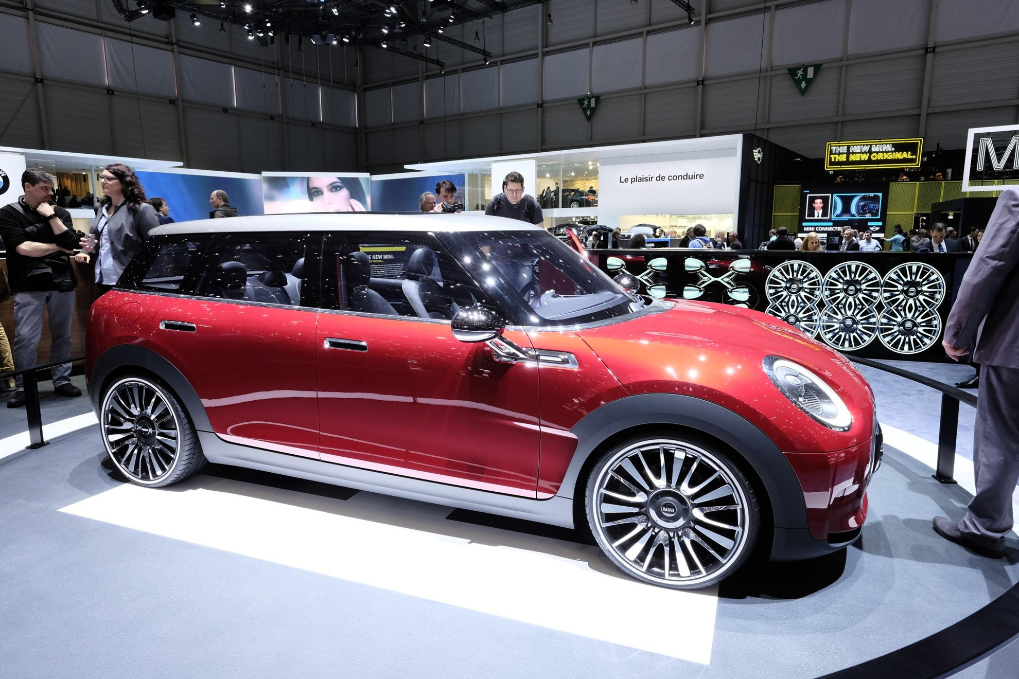 Mini Clubman Concept A New