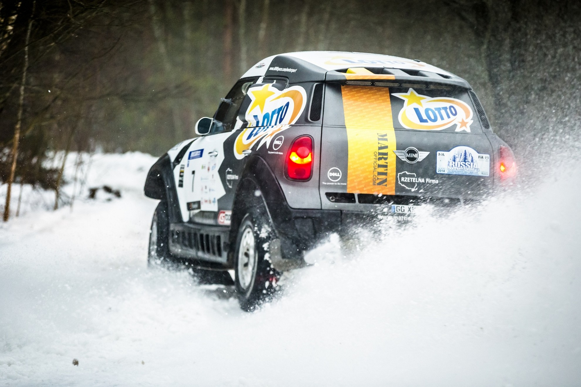 Mini-Rally-Racing