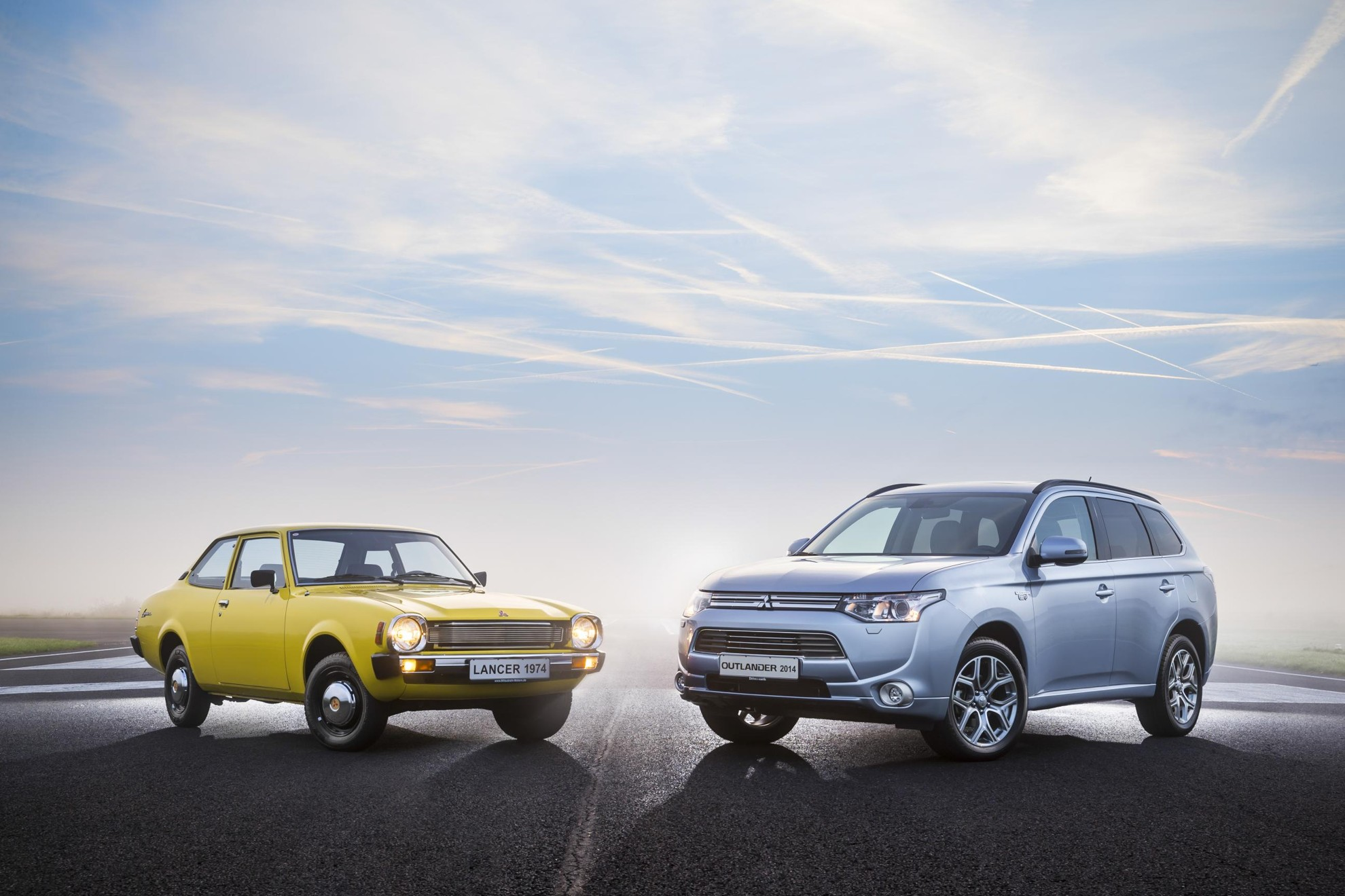 Mitsubishi Motors In The Uk Celebrates 40th Anniversary With Grand Tour