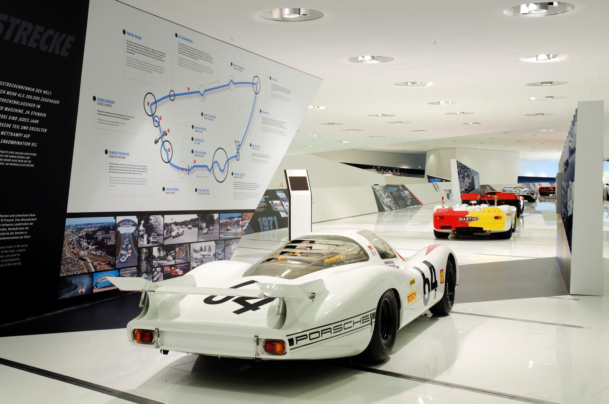 24 Hours For Eternity Le Mans Porsche Museum