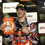 Red Bull KTM Motorcycle Factory Racing riders MXGP Qatar