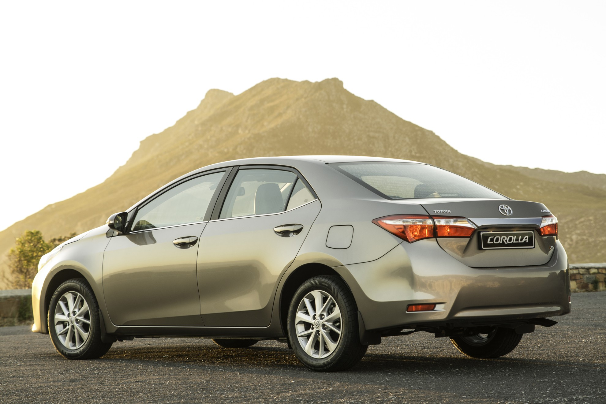 Toyota Corolla 2014 South Africa