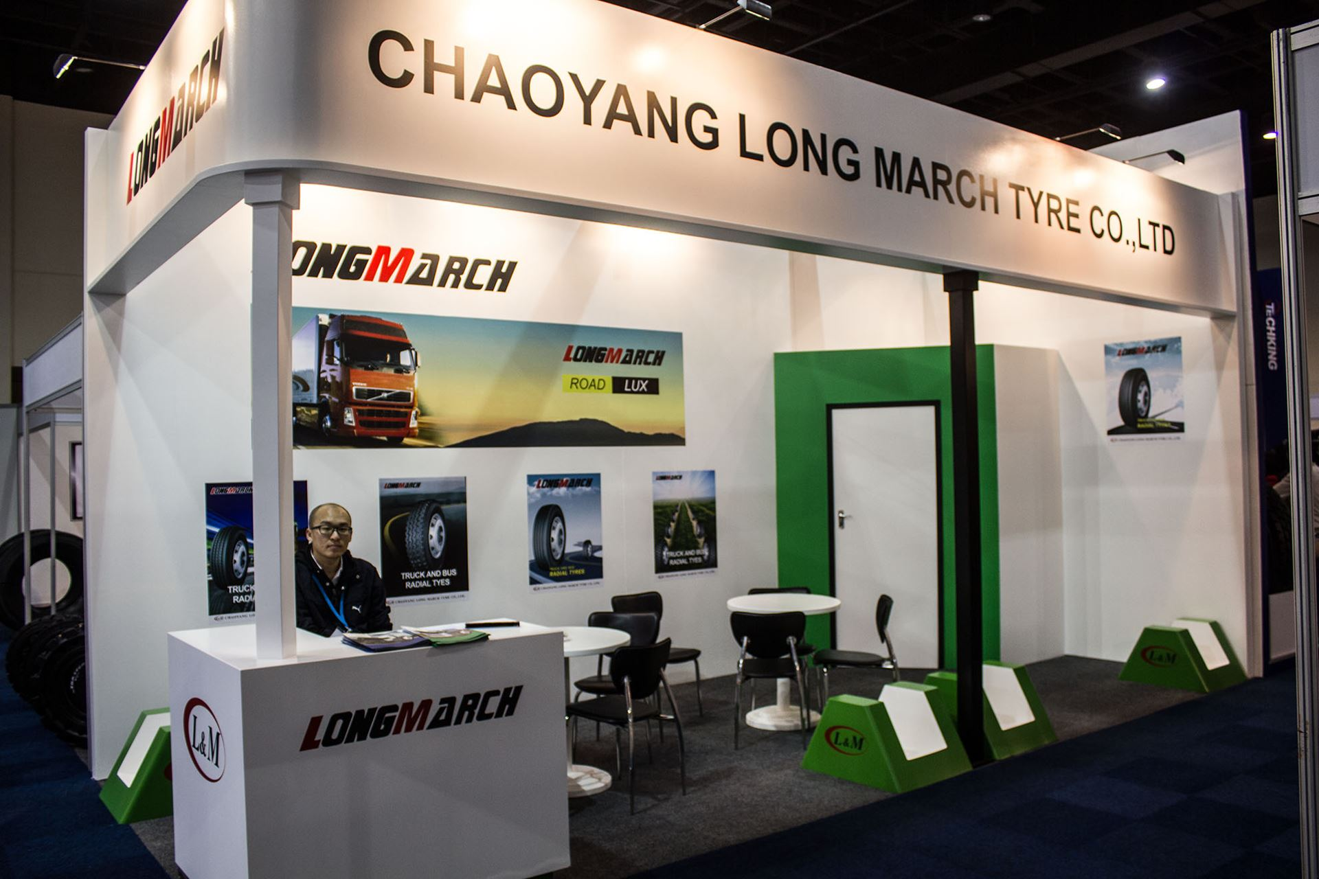 Tyre-Expo-South-Africa-2014-Chaoyang-long-march-tyre