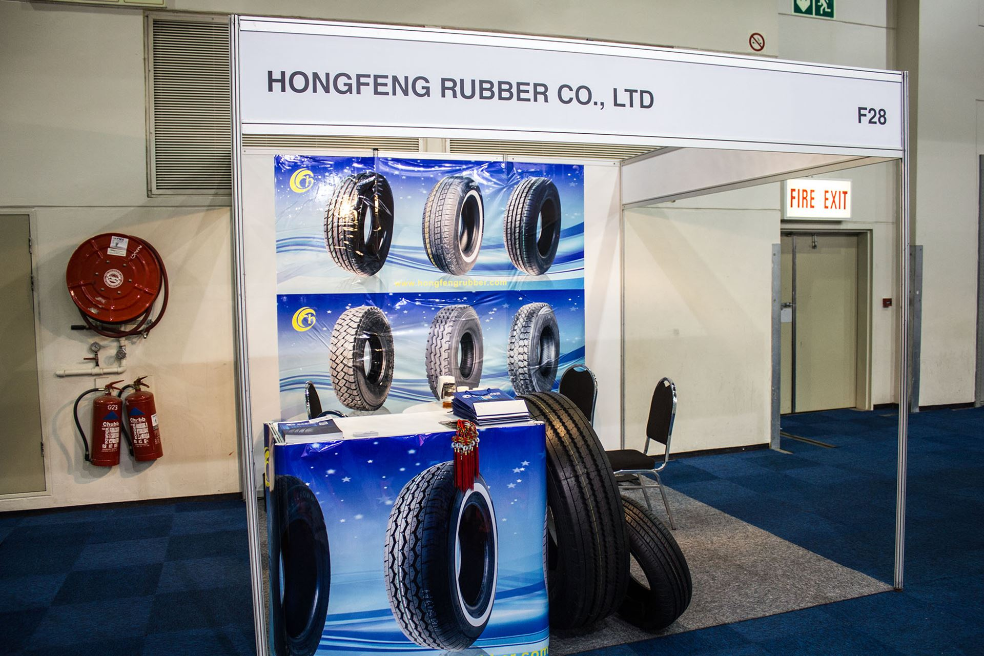 Tyre-Expo-South-Africa-2014-Hongfeng-Rubber