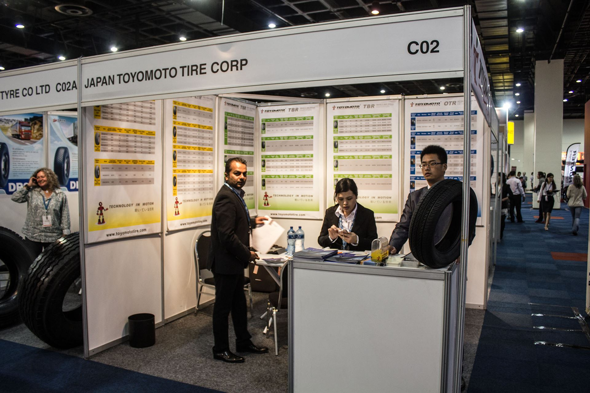 Tyre-Expo-South-Africa-2014-Japan-Toyomoto-tire