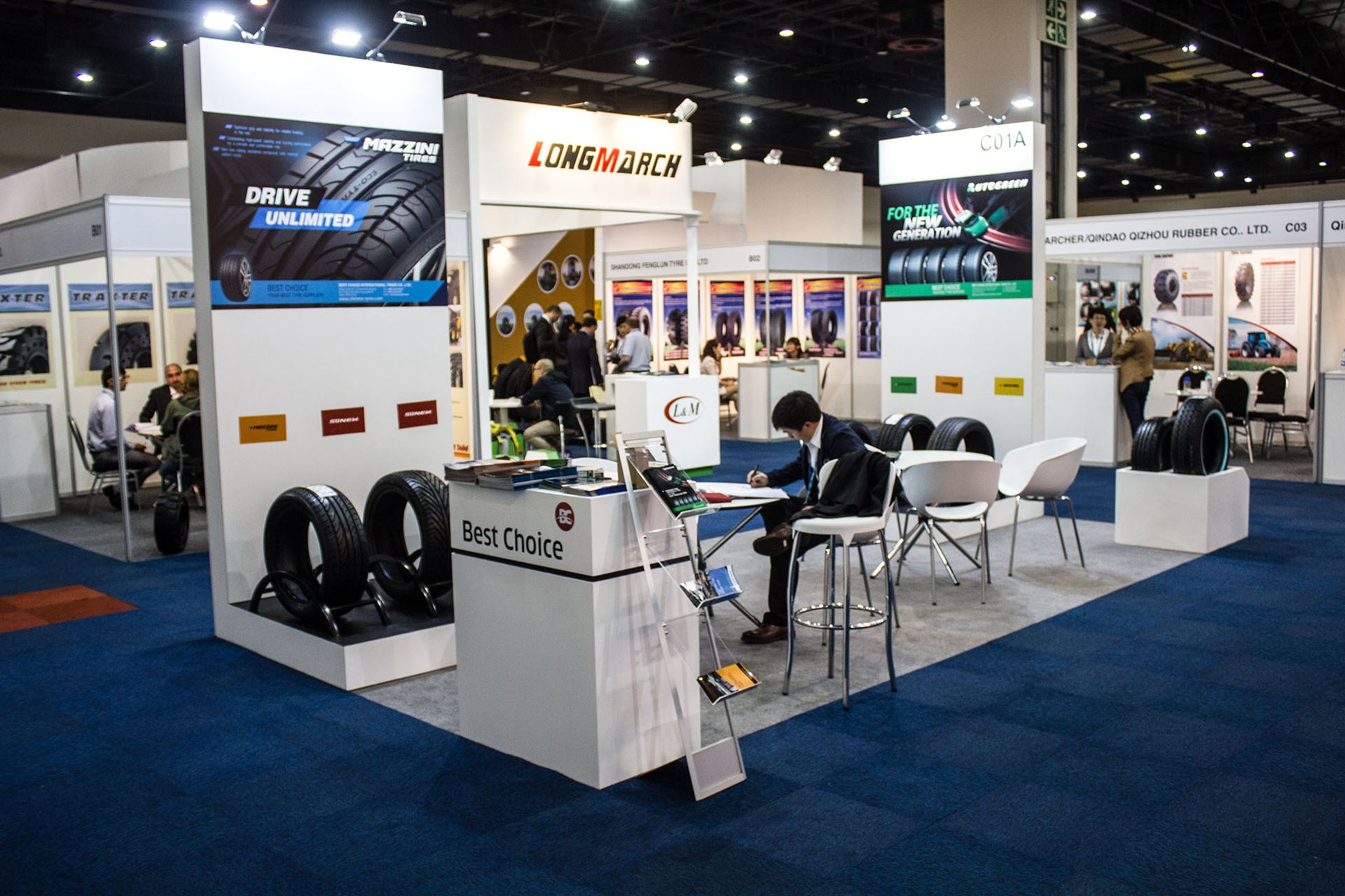 Tyre-Expo-South-Africa-2014-LongMarch-Tyres
