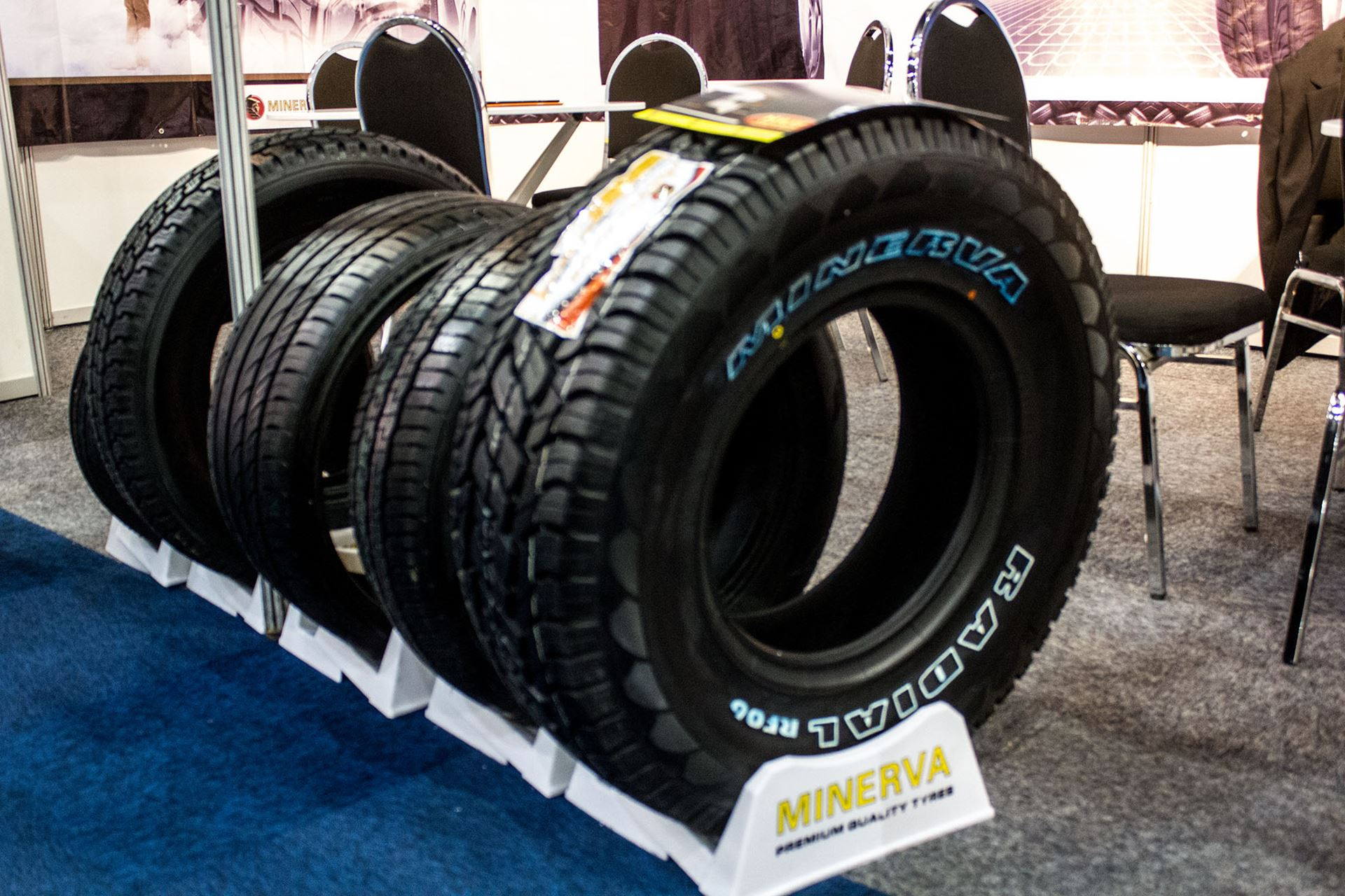 Tyre Expo South Africa 2014 Photographs
