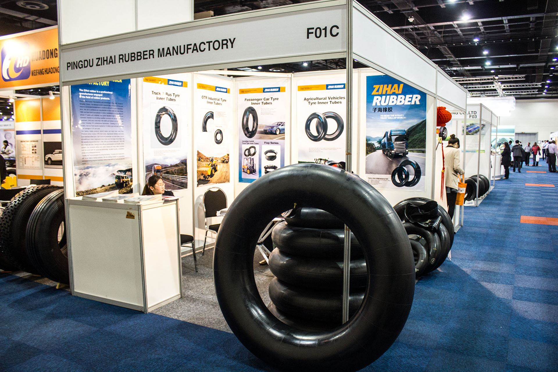 Tyre-Expo-South-Africa-2014-Pingdu-Zihai-Rubber-Tyres