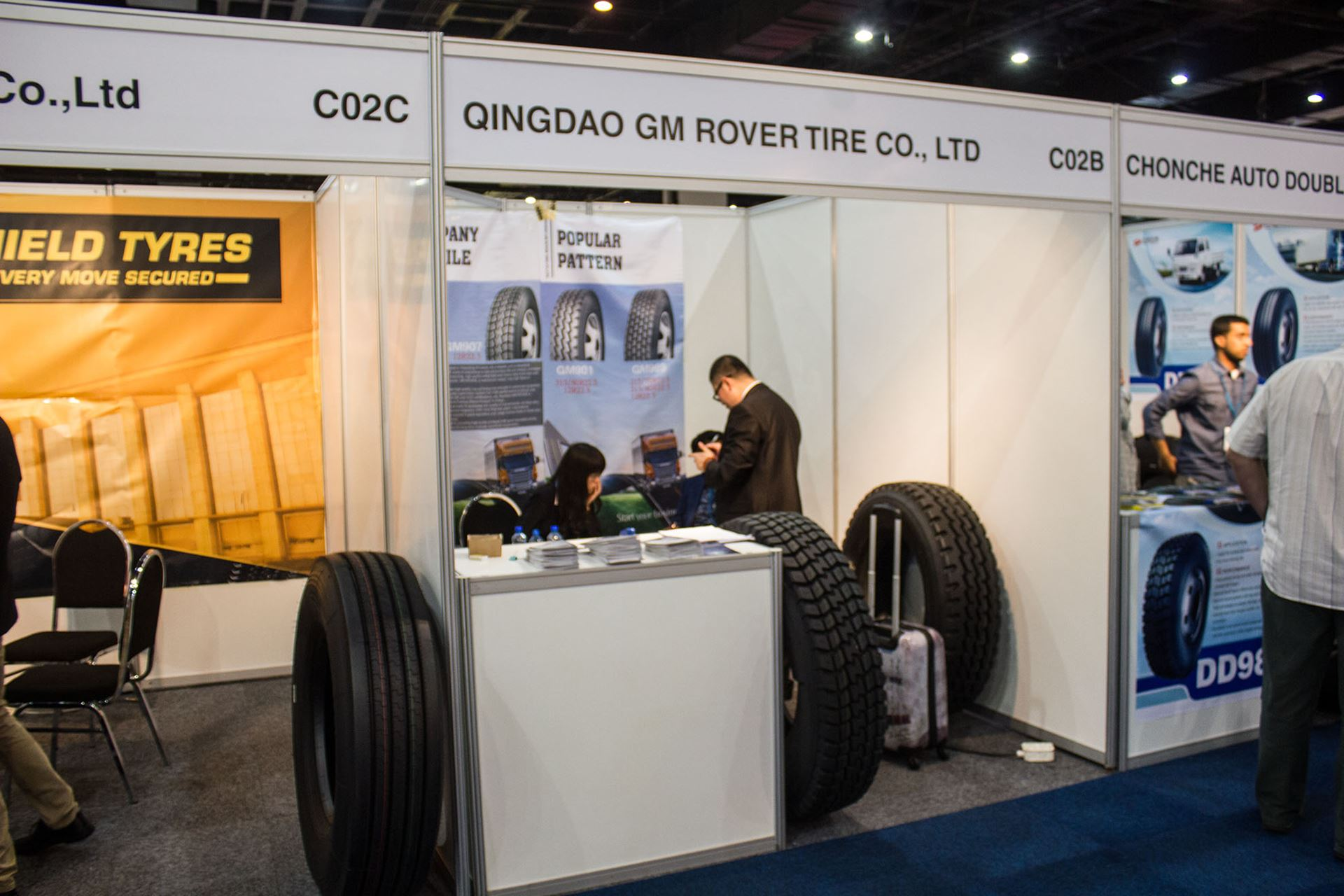Tyre-Expo-South-Africa-2014-Qingdao-GM-Rover-Tire
