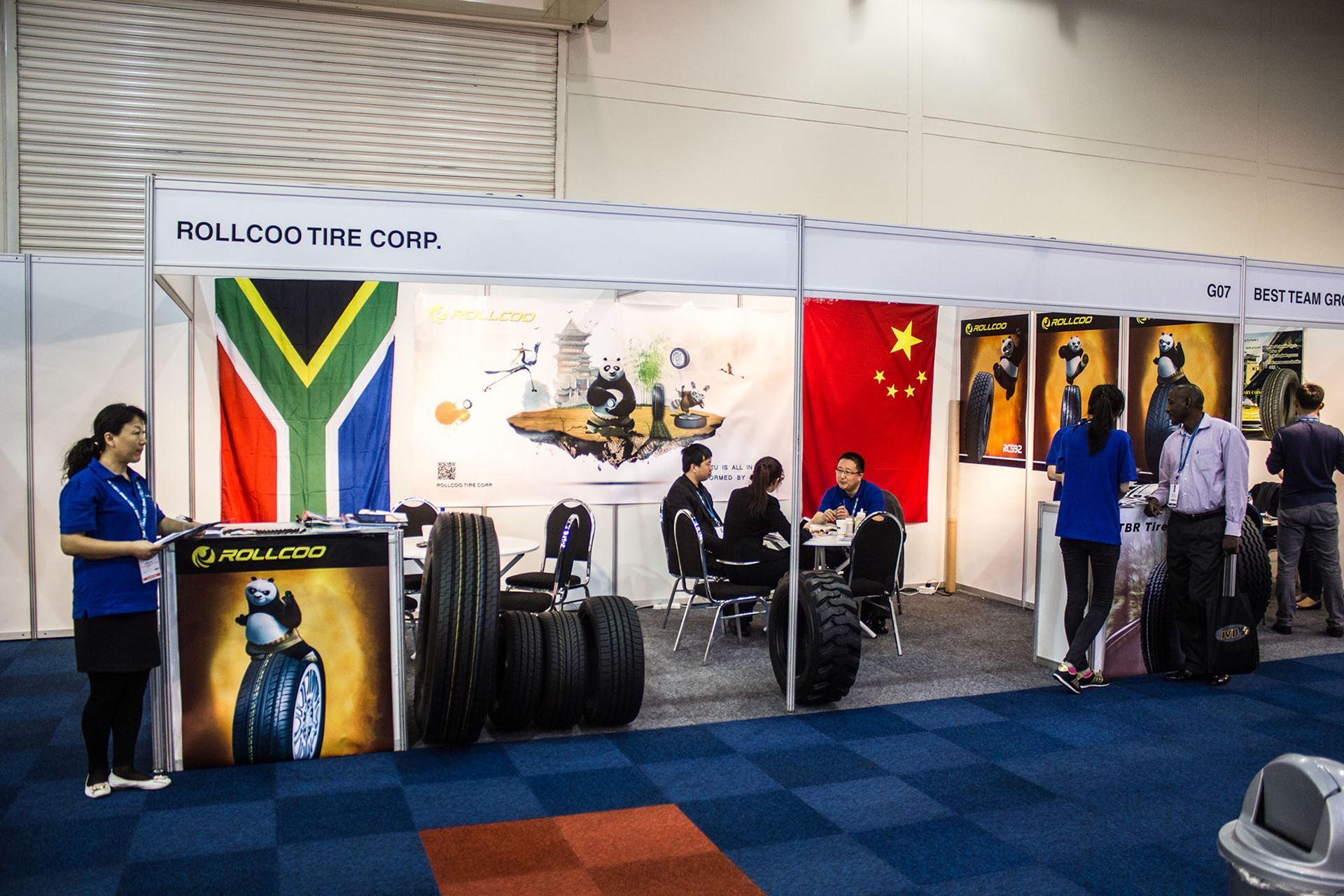 Tyre-Expo-South-Africa-2014-Rollcoo-Tire