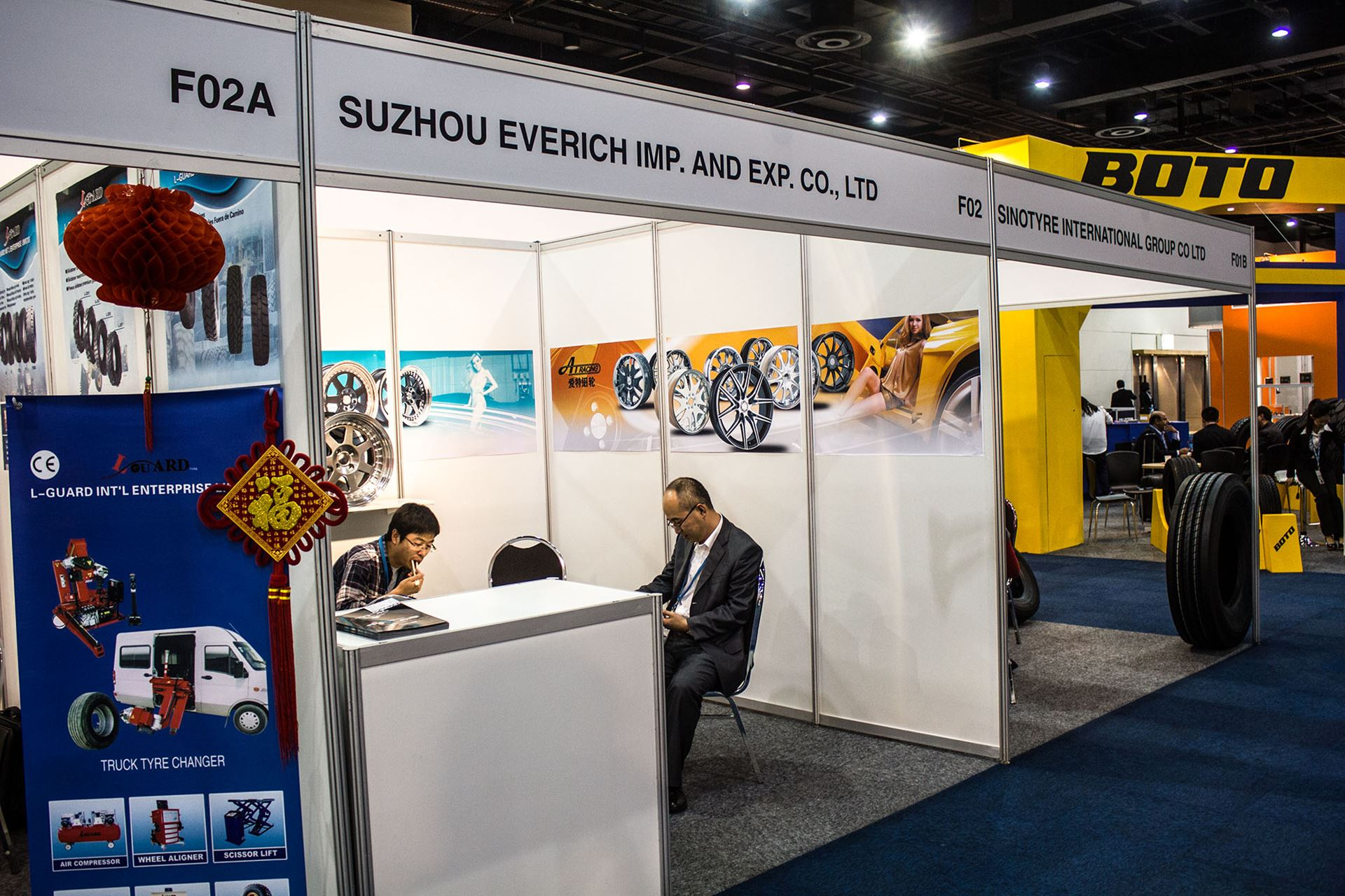 Tyre-Expo-South-Africa-2014-Suzhou-Everich-Tyres