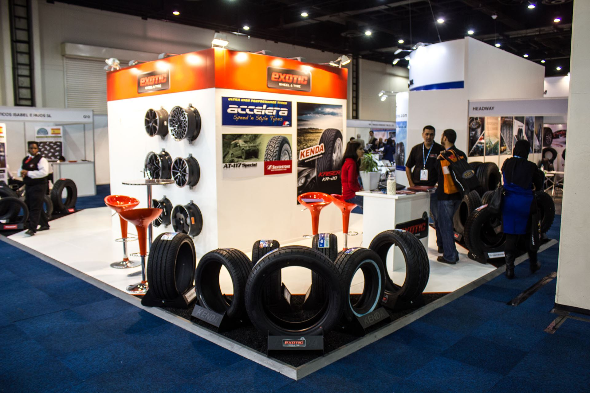 Tyre-Expo-South-Africa-2014-exotic-tyre