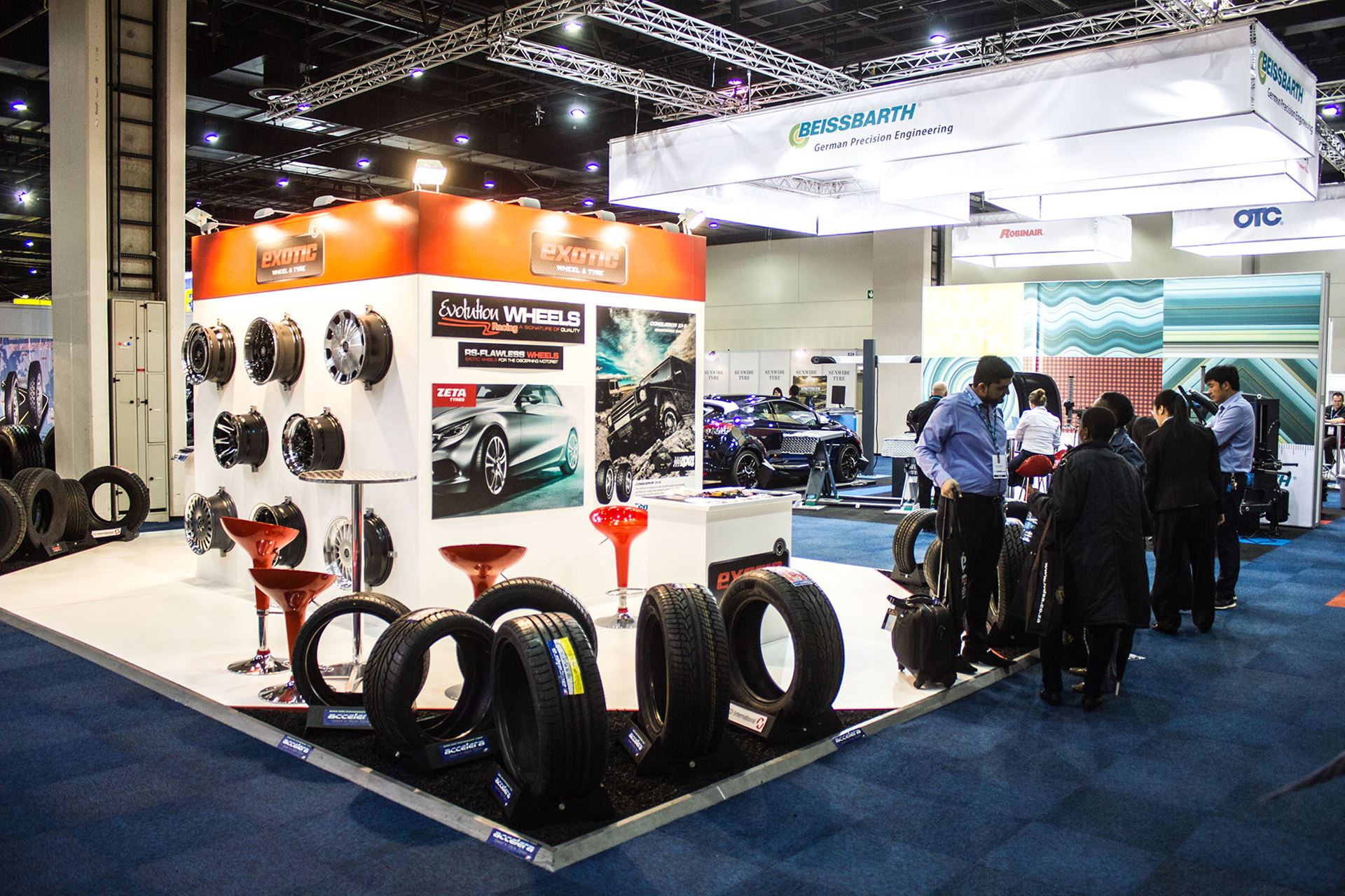 Tyre-Expo-South-Africa-2014-exotic-wheel-and-tyres