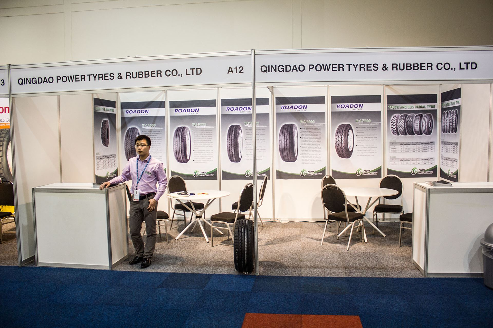 Tyre-Expo-South-Africa-2014-qingdao-power-tyres