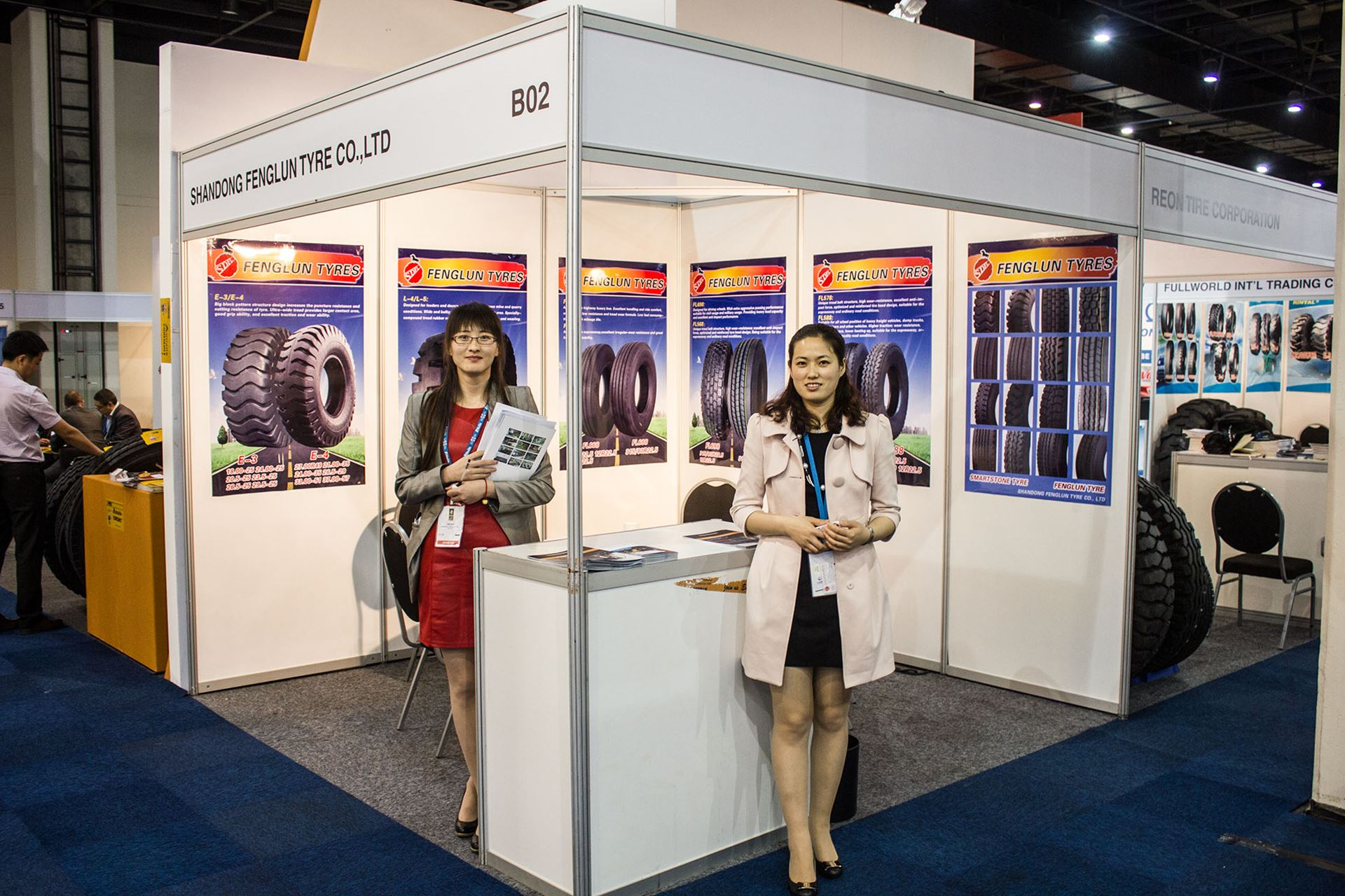 Tyre-Expo-South-Africa-2014-shadong-fenglun-Tyre