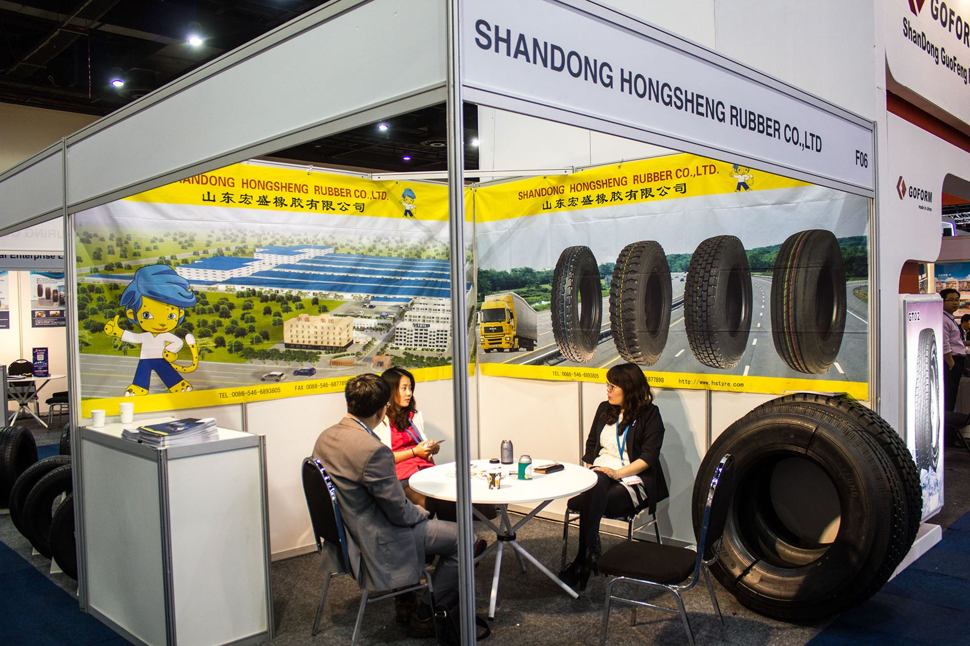 Tyre-Expo-South-Africa-2014-shandong-hongsheng-tires