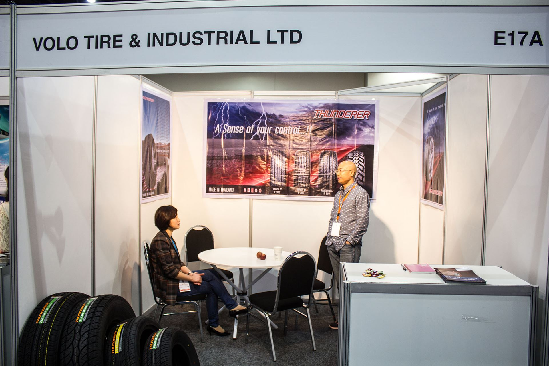 Tyre-Expo-South-Africa-2014-volvo-tire