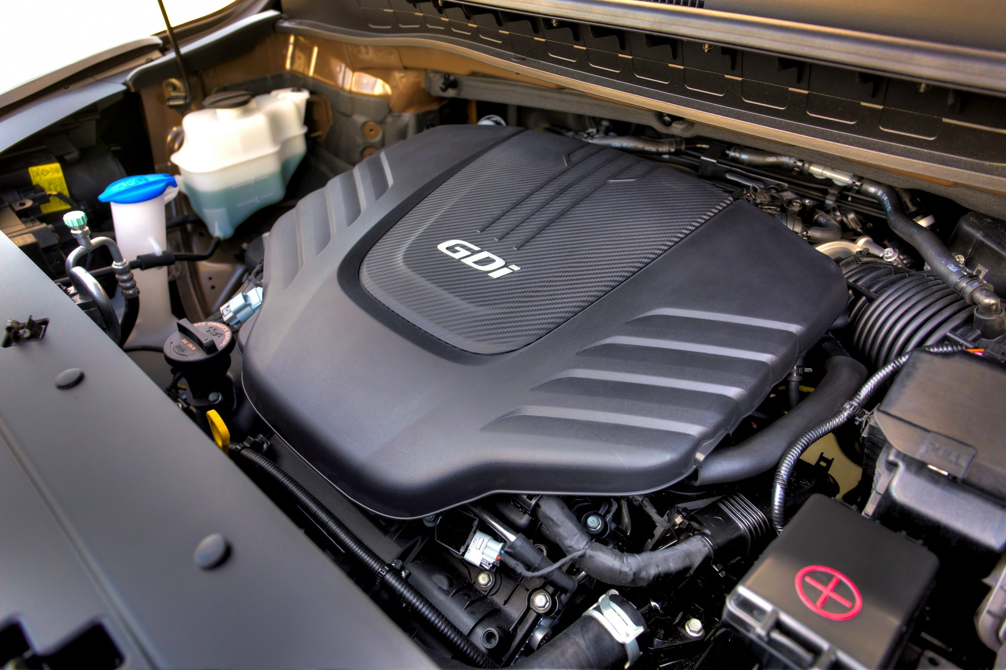 Kia-Sedona-Engine