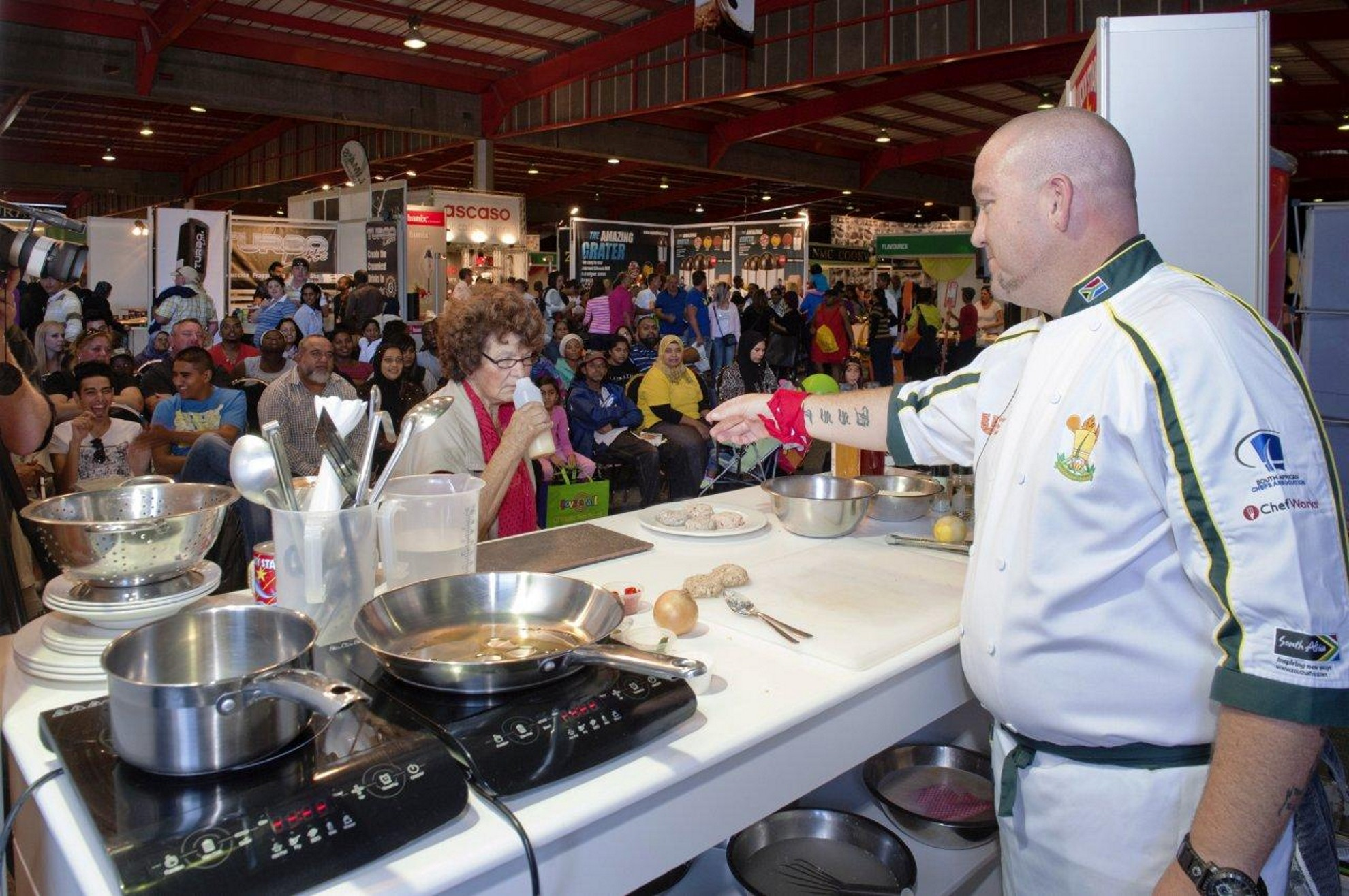 Training Providers – culinary schools - The South African ...