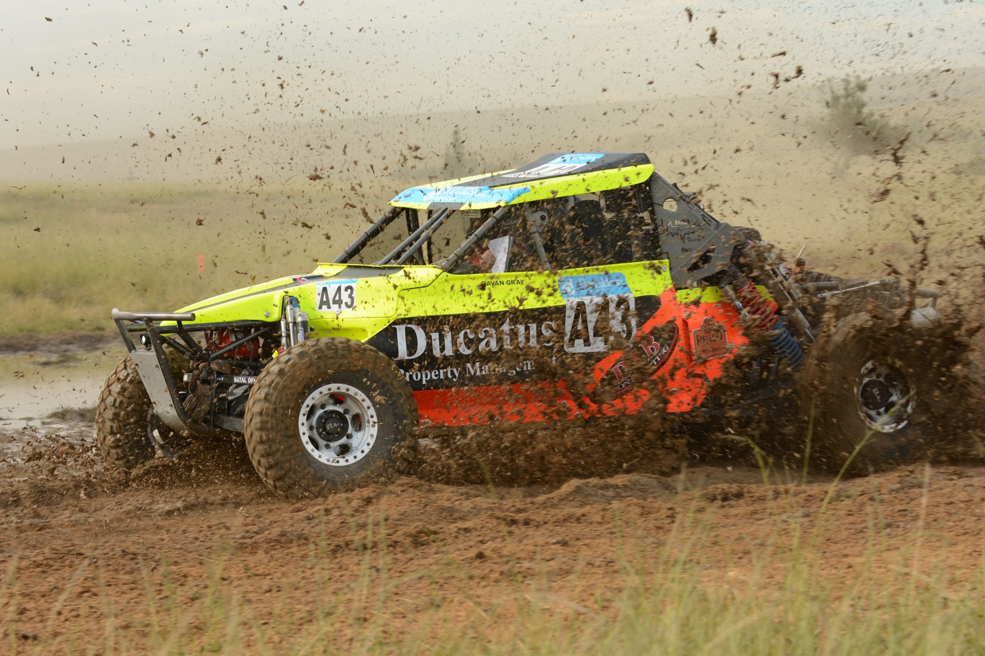 South African Rally Cars