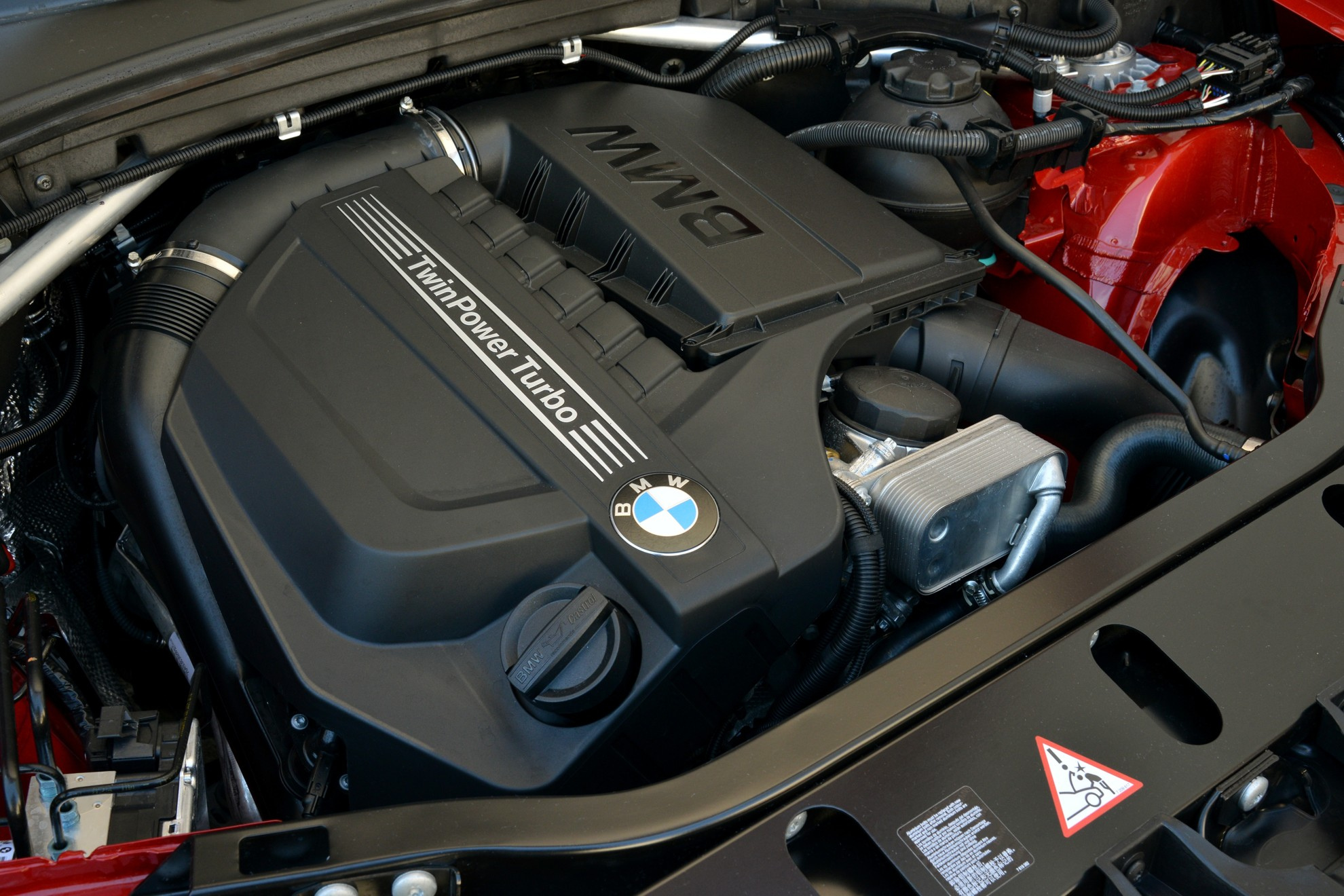 2015_BMW_X4_Engine