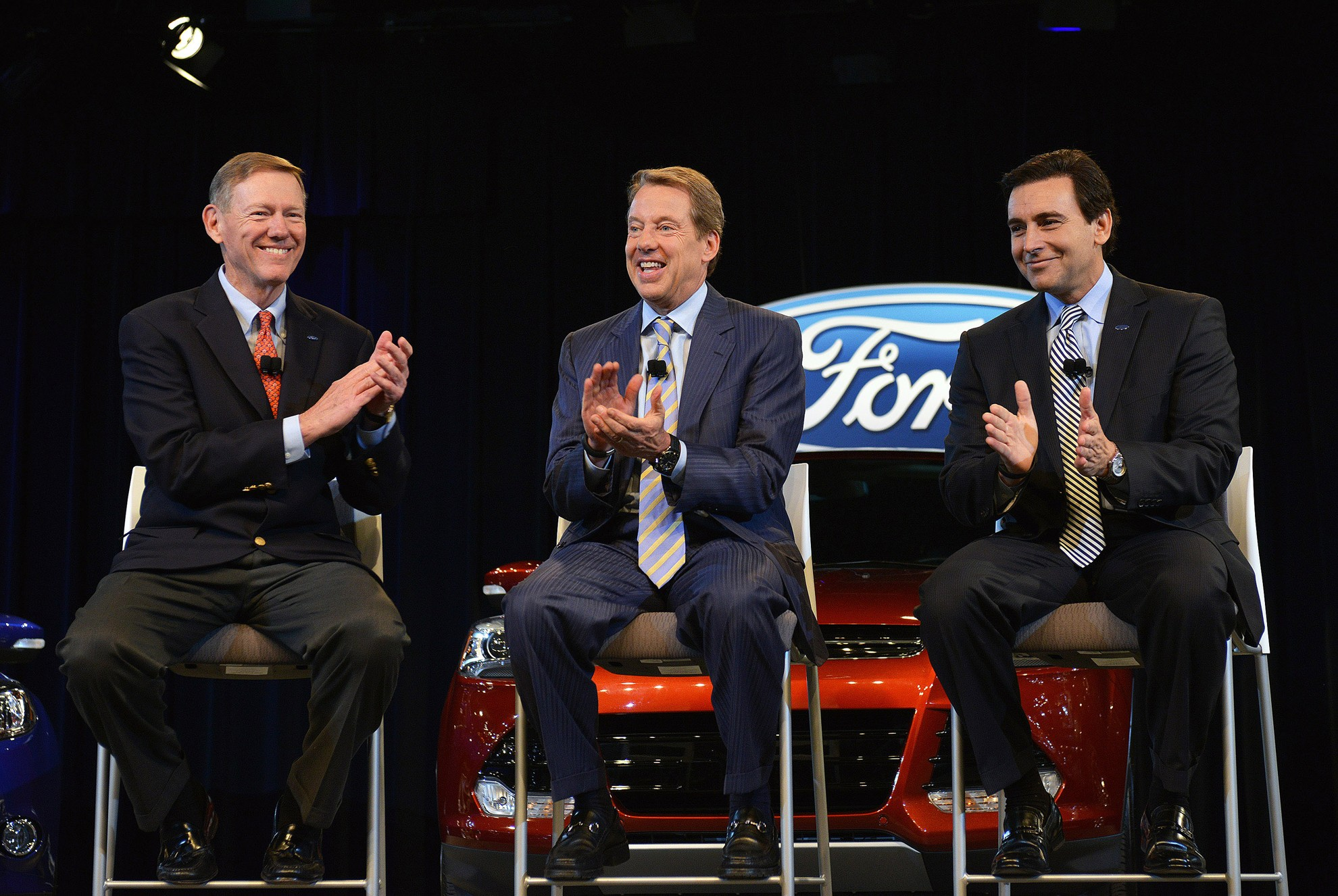 Alan mulally to retire from ford motor company for Ford motor company alan mulally