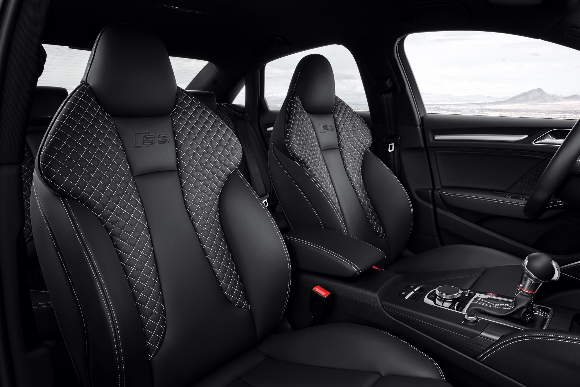 Audi S3 Leather Seats