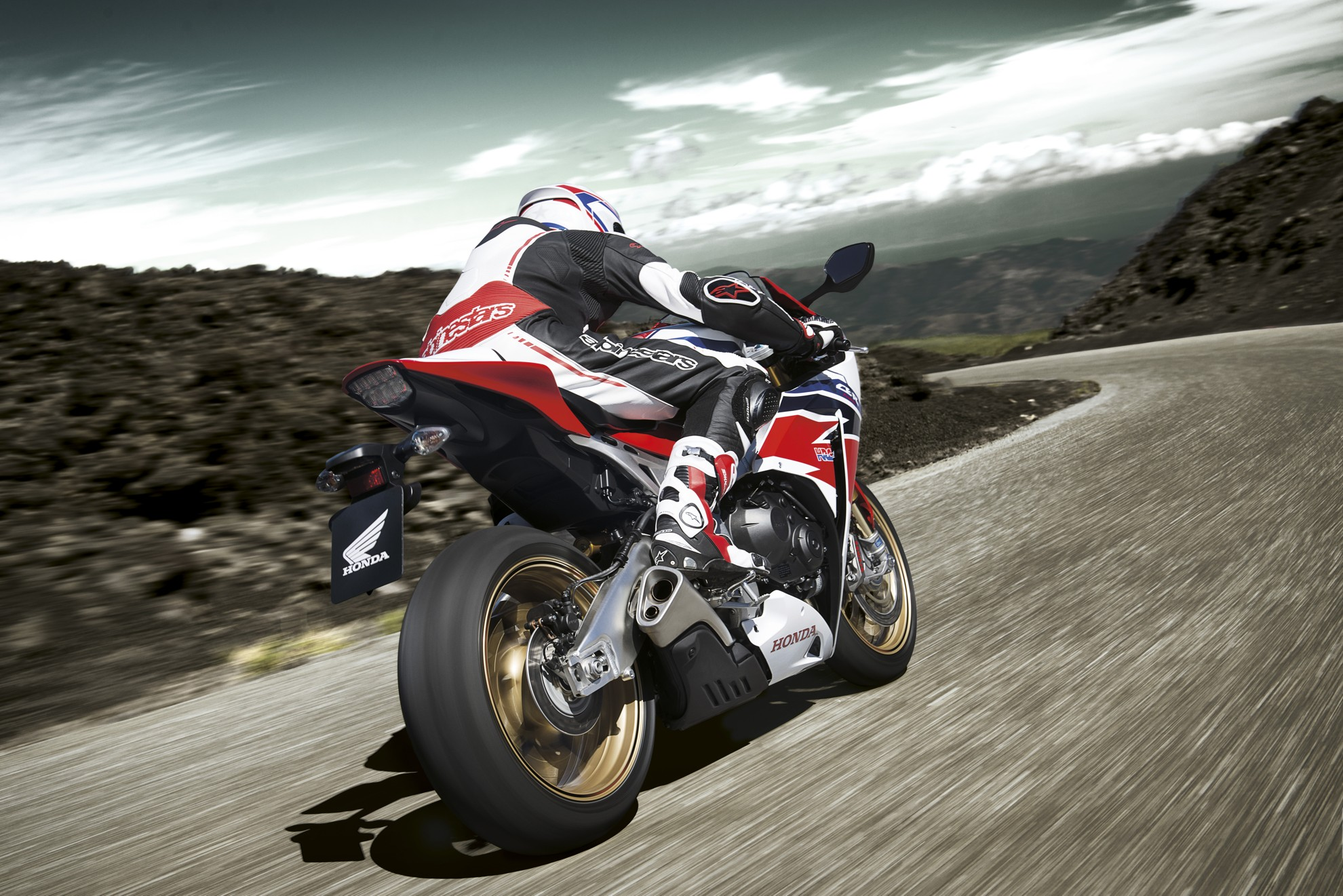 CBR1000RR Motorcycle 2014