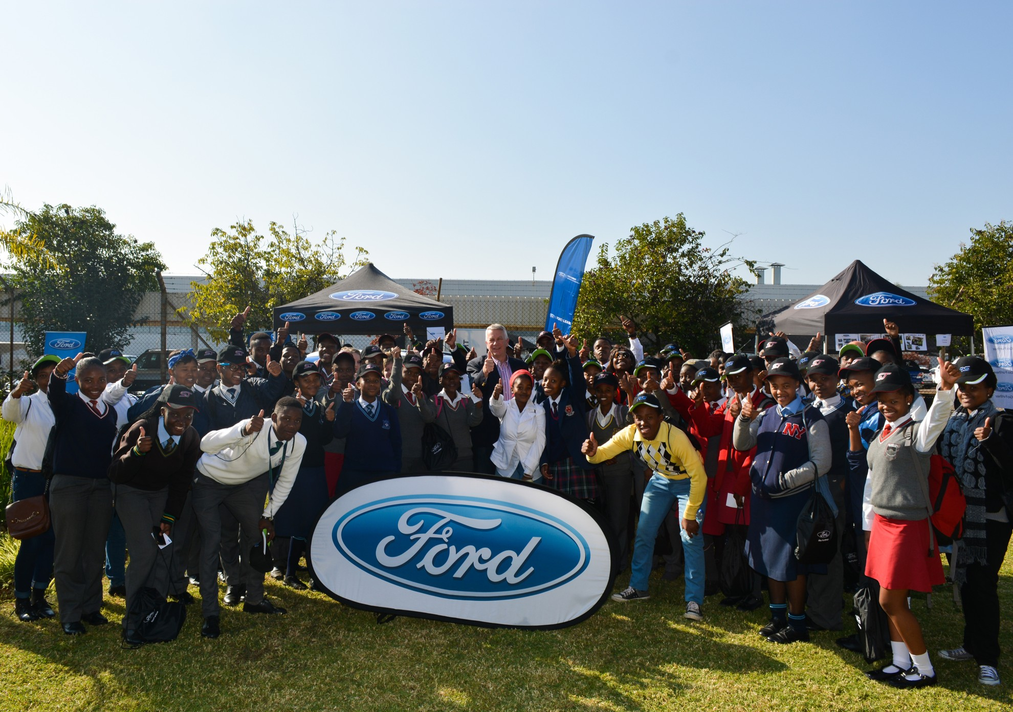 Ford South Africa Exposes Youths To Motor Industry Career