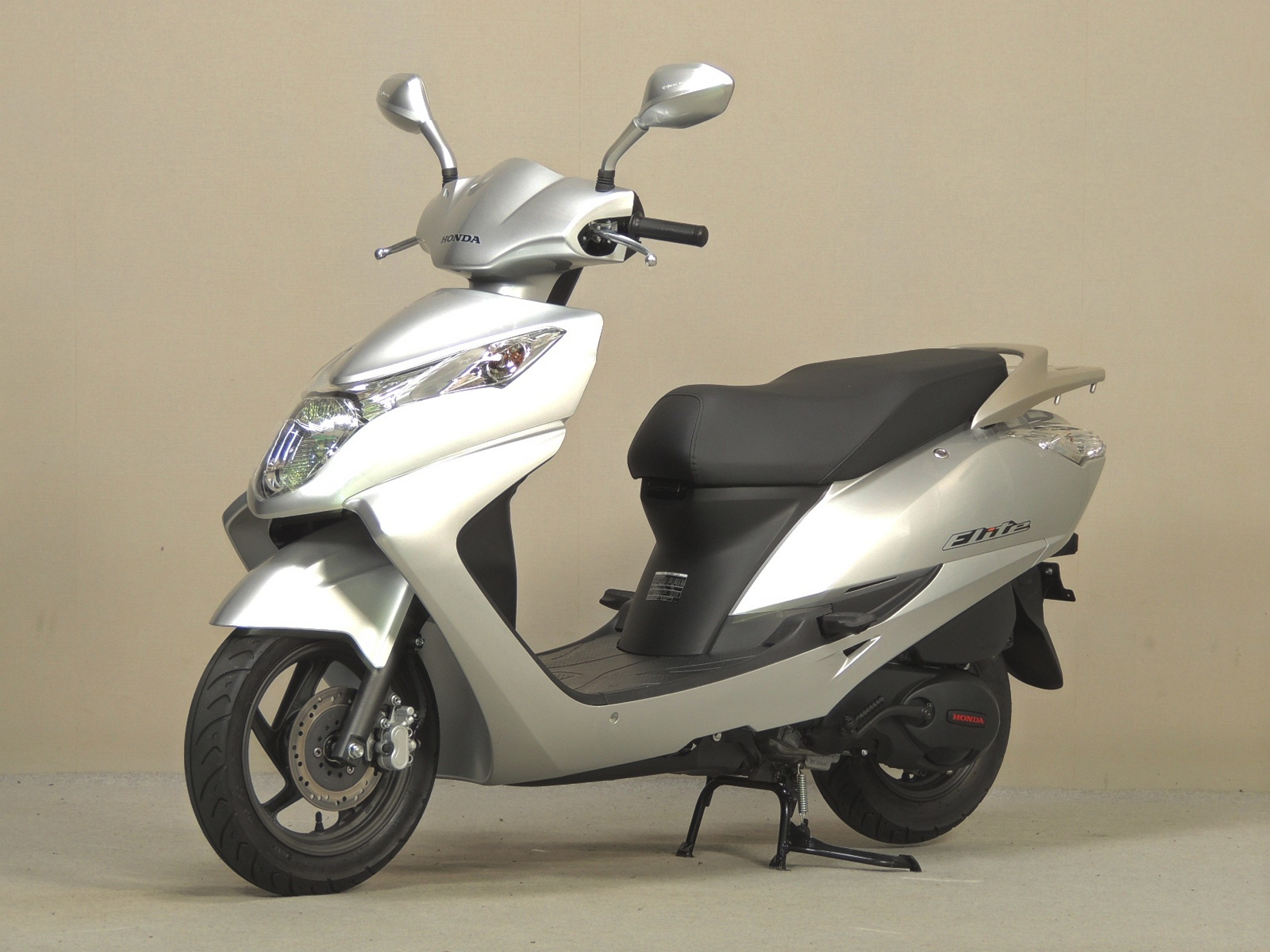 Honda_Scooter