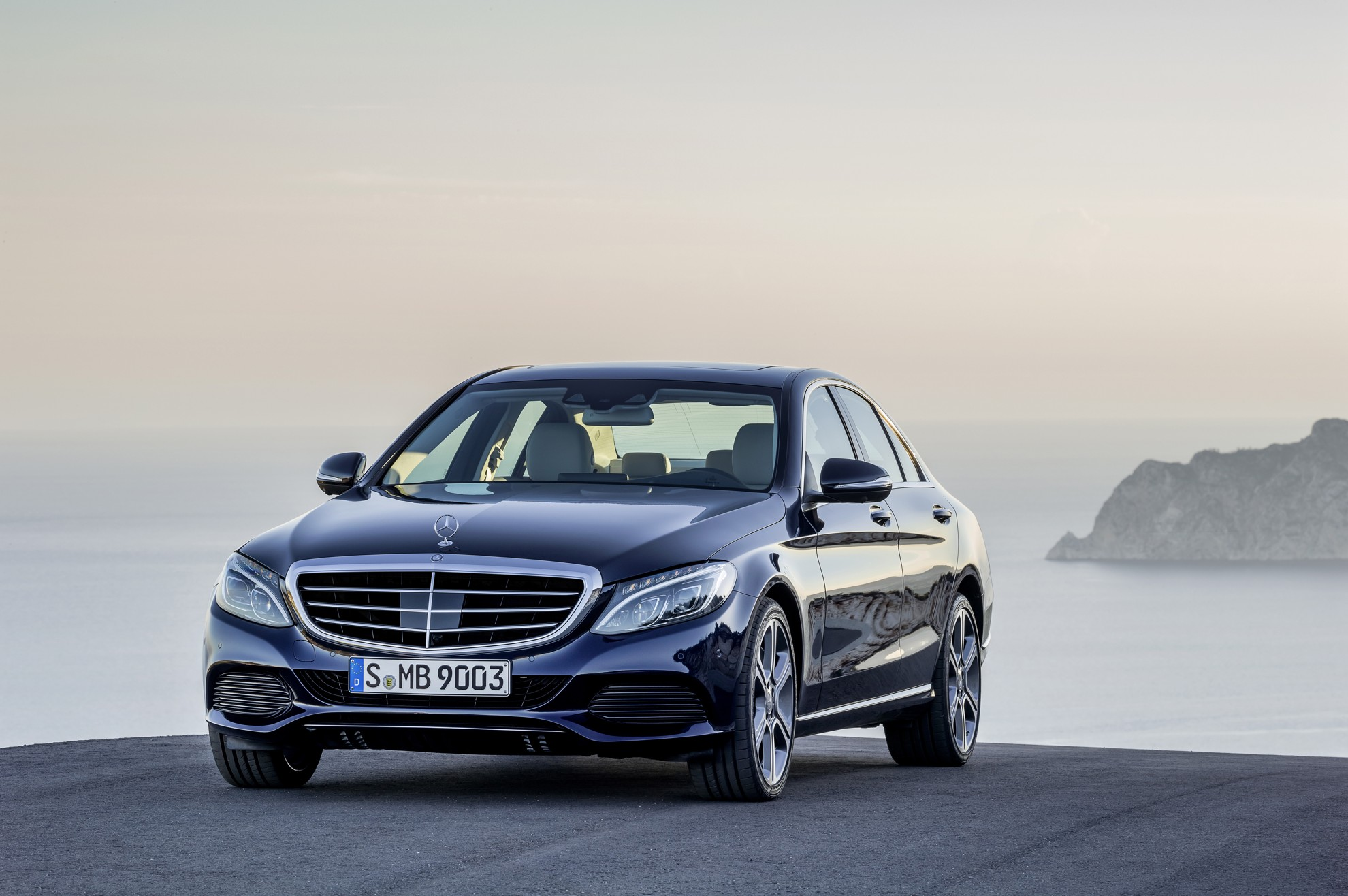 MercedesBenz CClass 2014 Sensuous clarity and purist forms