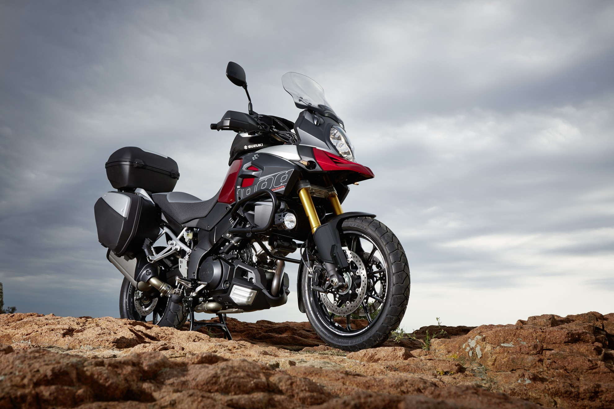 Suzuki v strom 1000 abs motorcycle returns for How much does a motor scooter cost