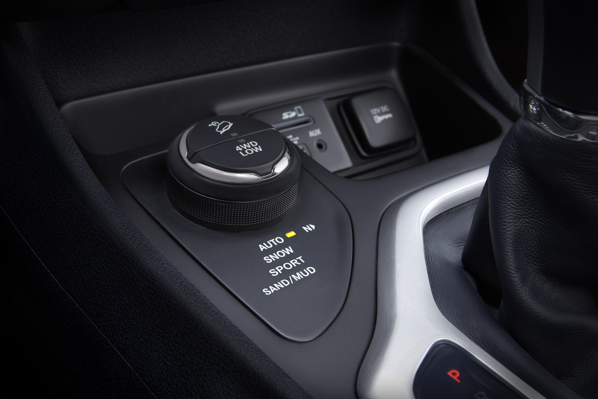Jeep-Cherokee-Controls
