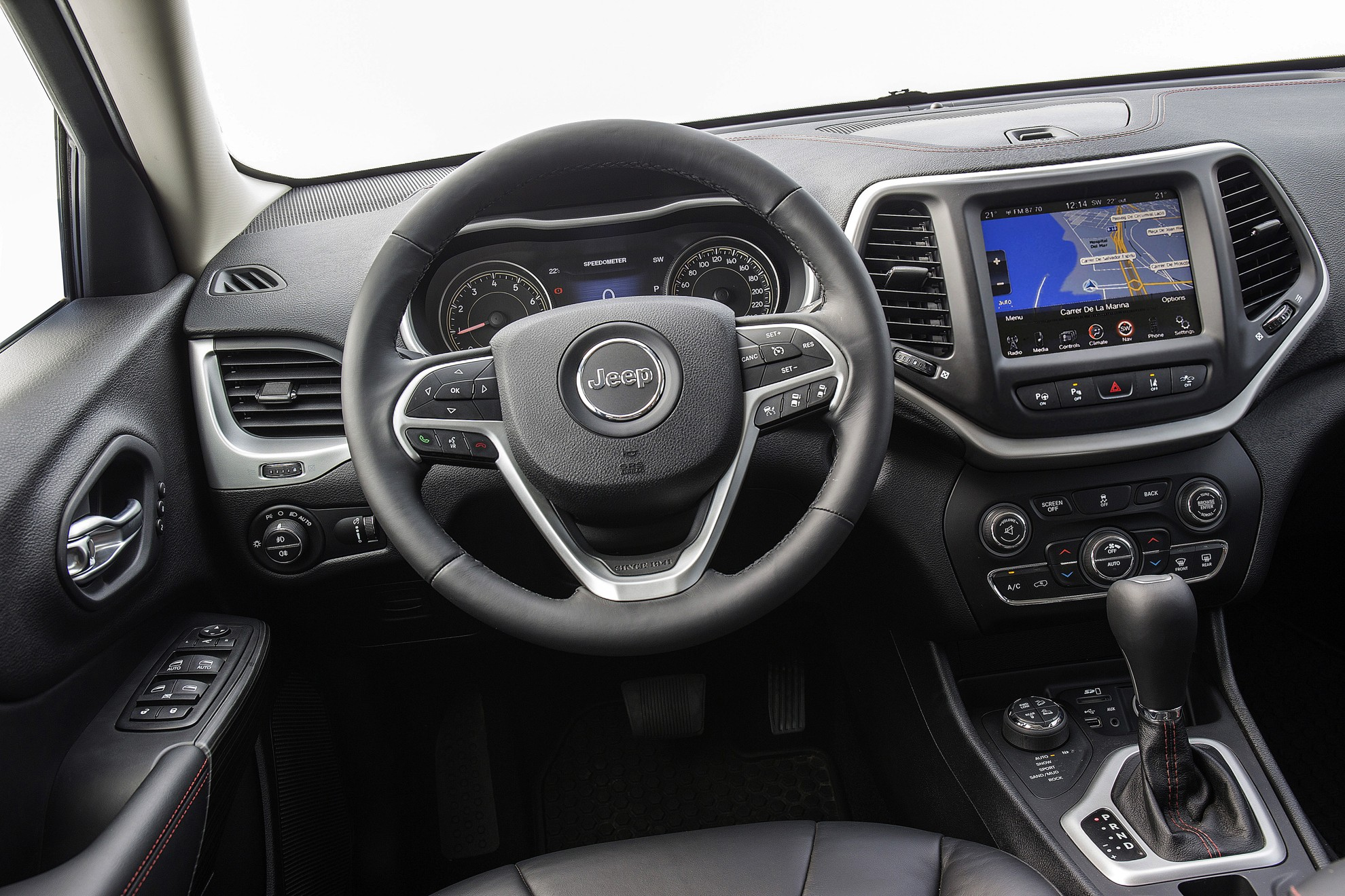 2015 Jeep Grand Cherokee Interior Car Interior Design