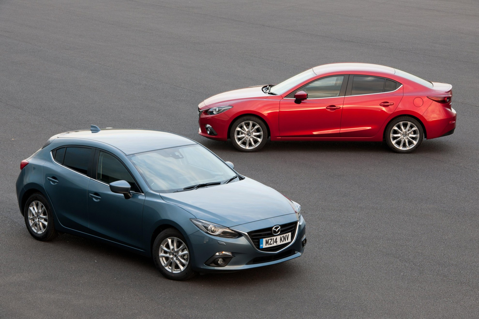 mazda cuts fleet costs with skyactiv technology. Black Bedroom Furniture Sets. Home Design Ideas