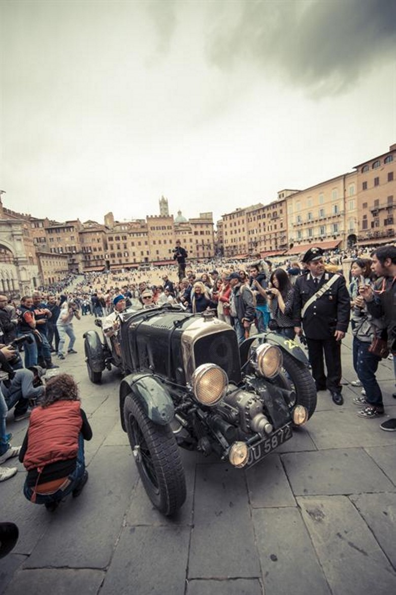 Bentley Blowers primed for classic Mille Miglia Challenge