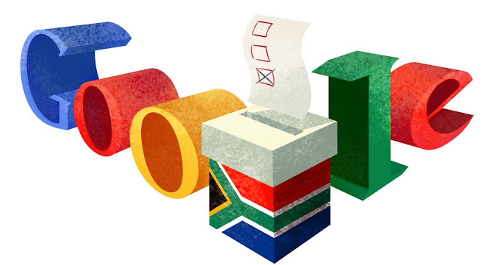 South African Election Day