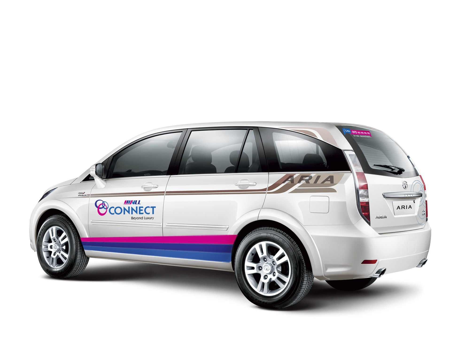 Tata Motors Svll Connect Places A Record Order Of 2000 Cars