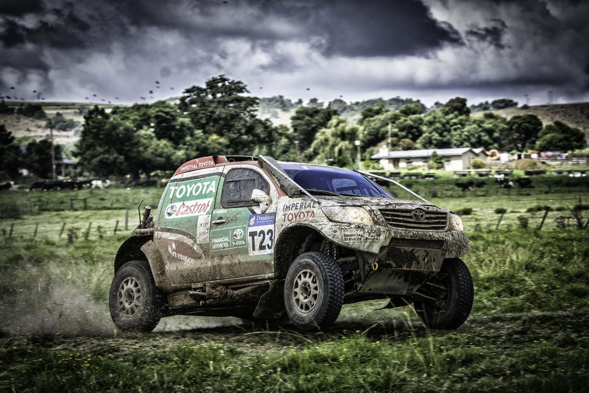 Toyota-Castrol-Rally-Team