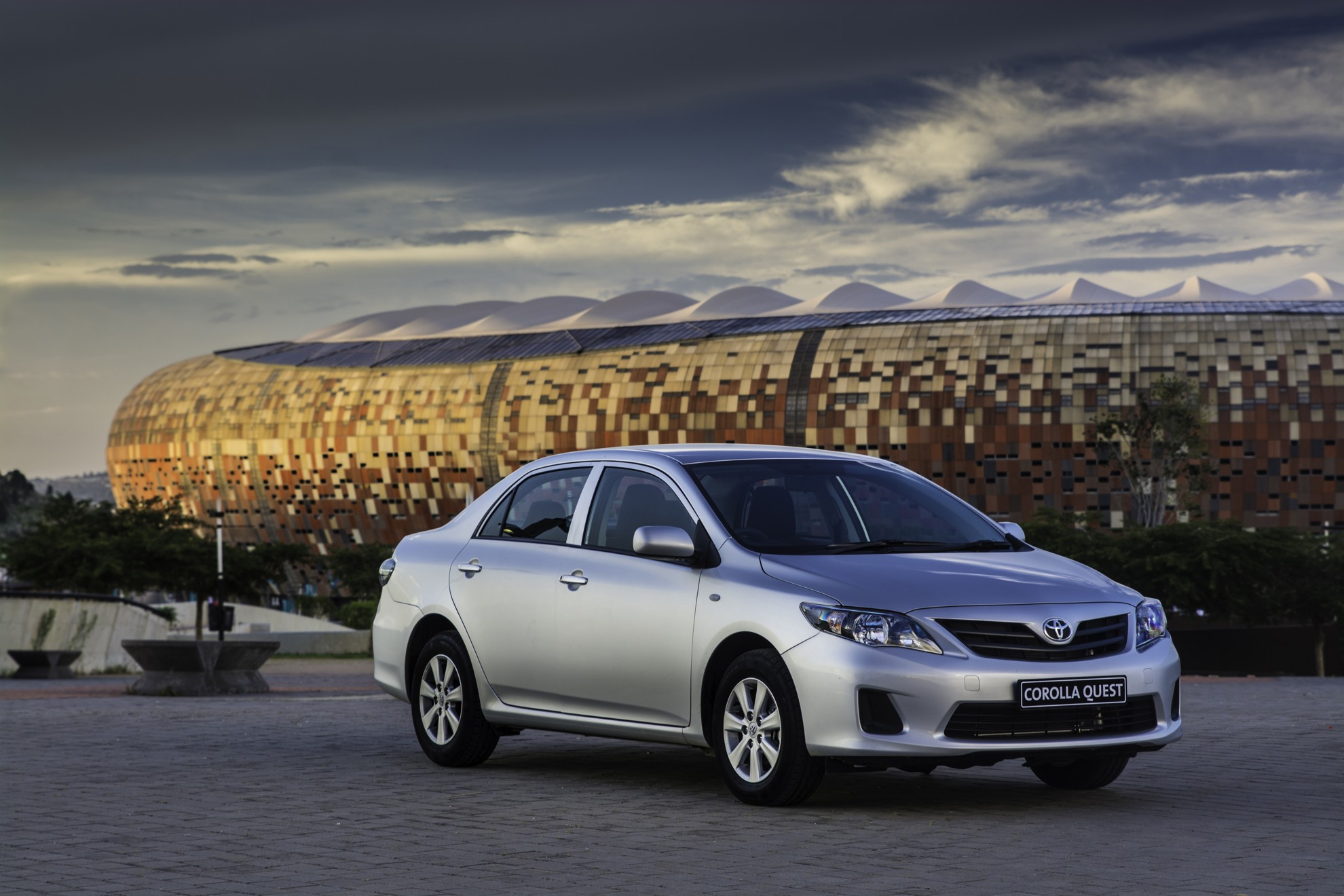 toyota corolla quest pricing in south africa