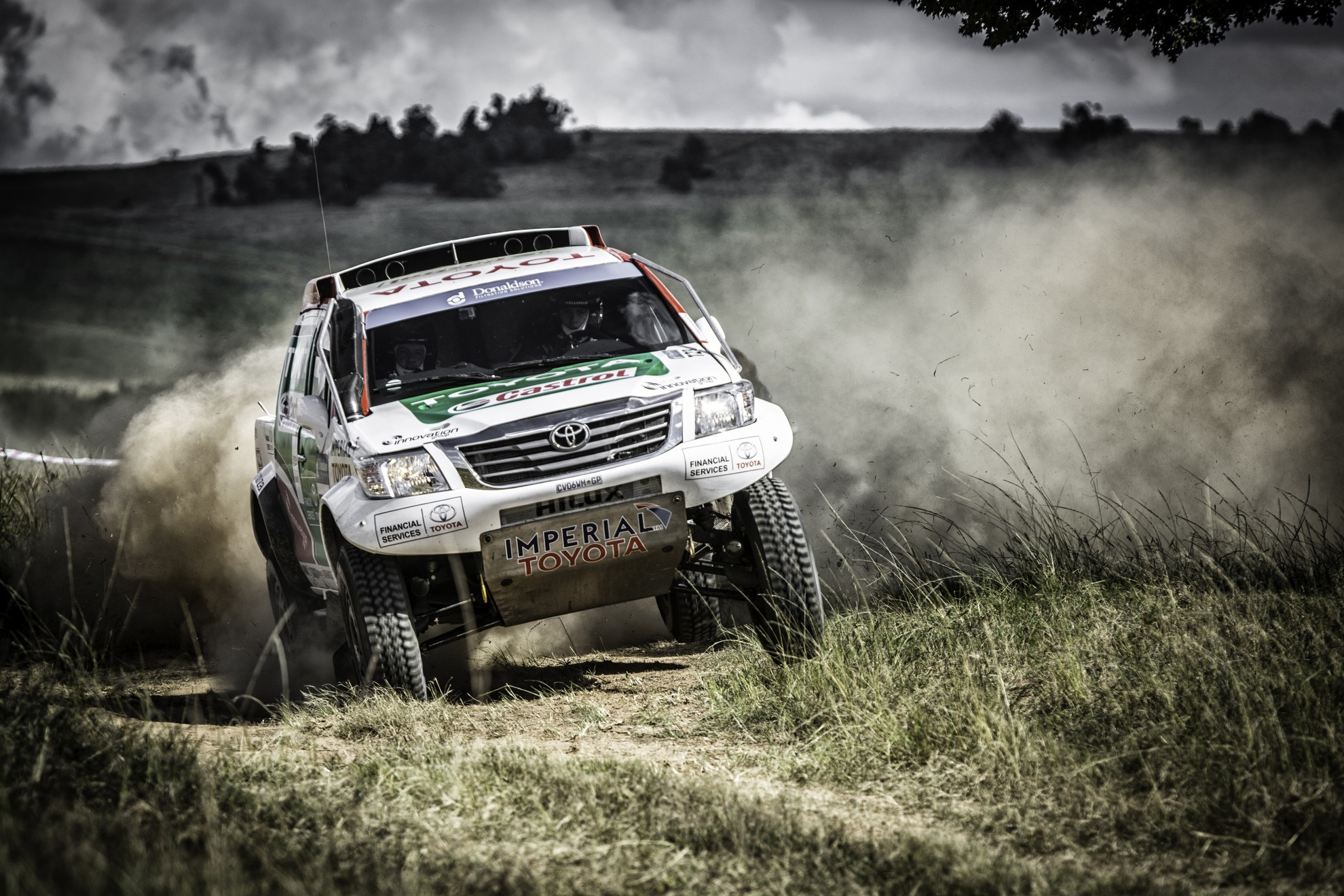 Toyota-Hilux-Rally-Car