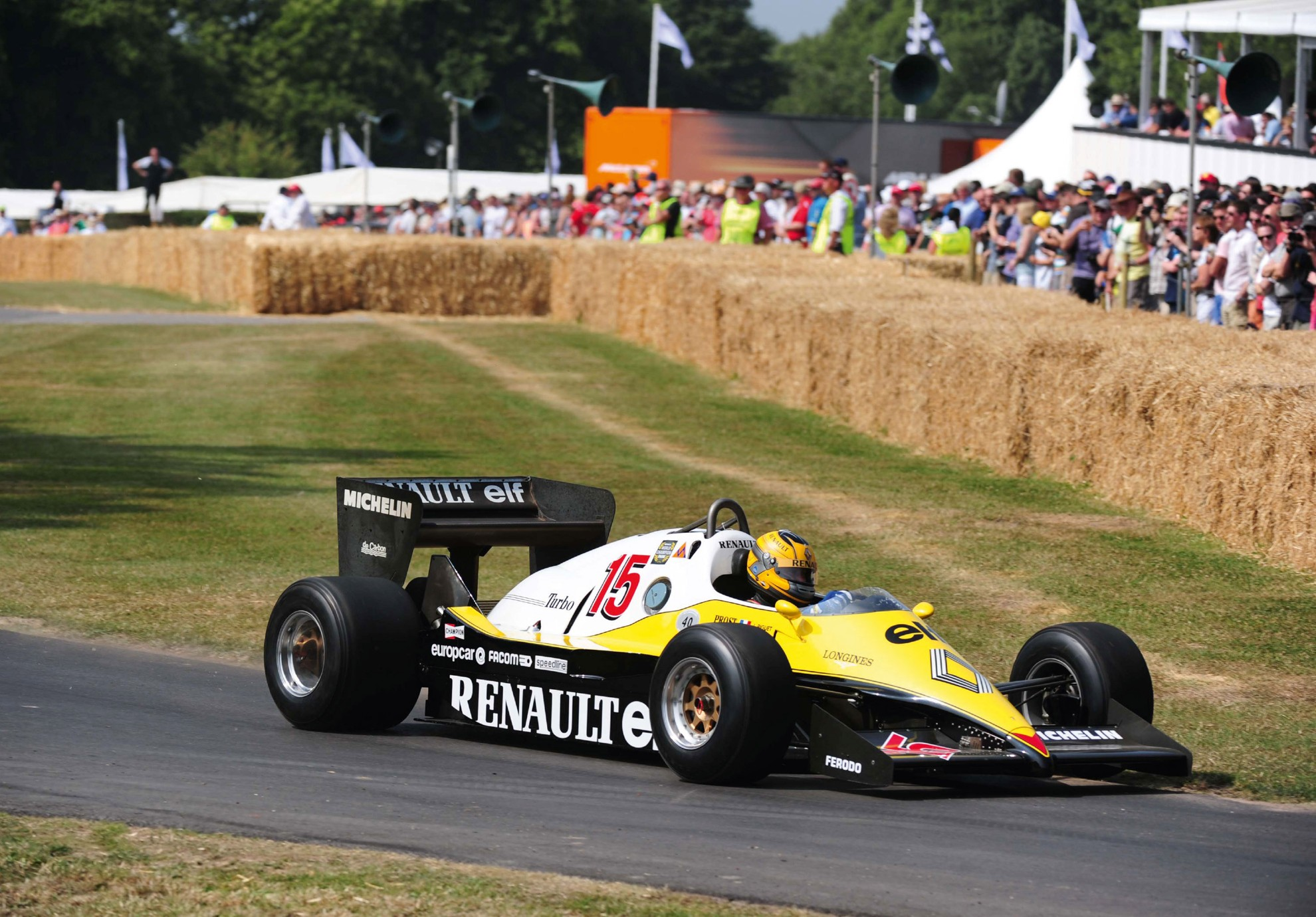1983_Renault_RE40_Formula_1_car