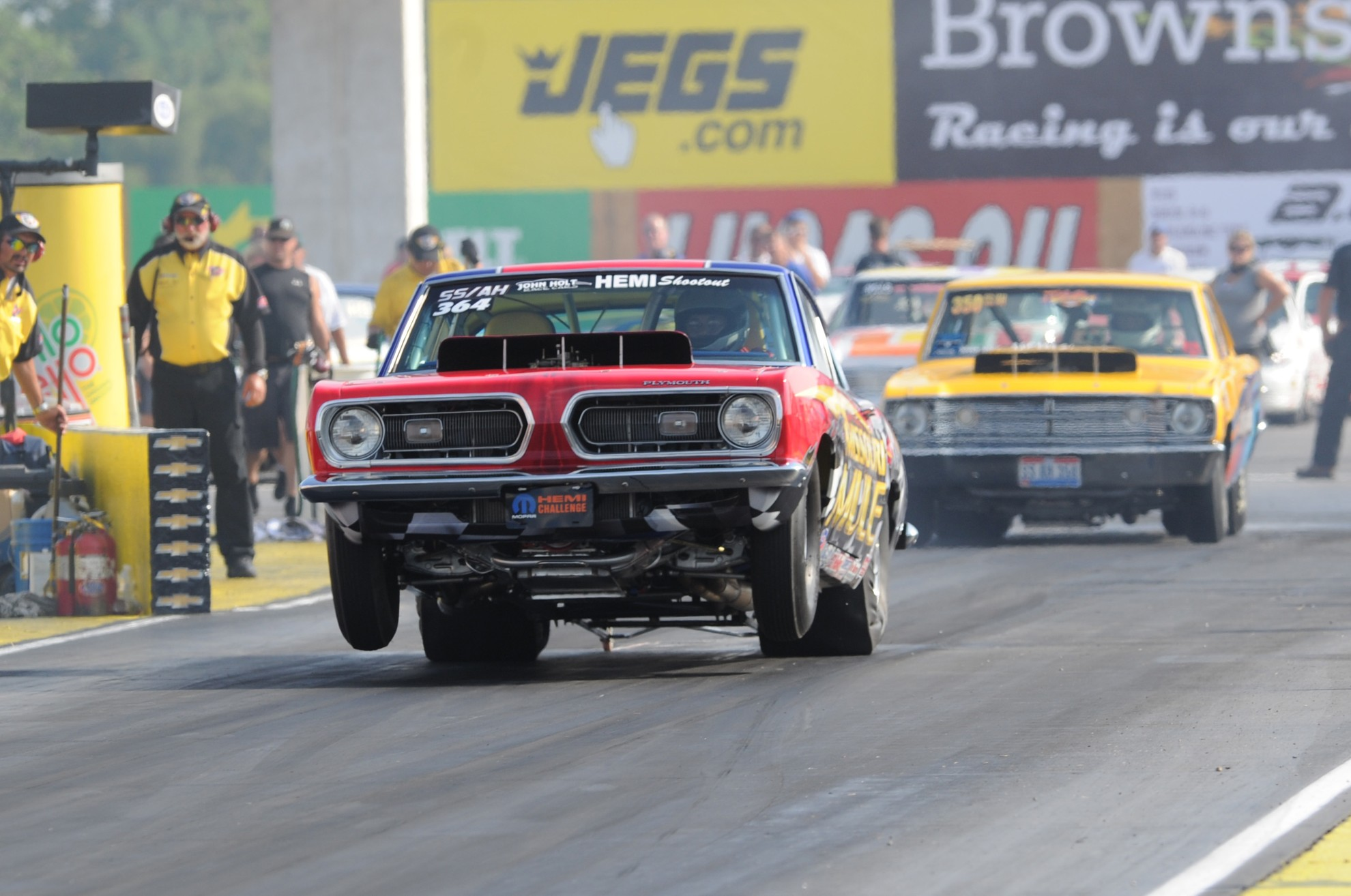 This Year's Edition to Include Special 50th Anniversary HEMI Tribute