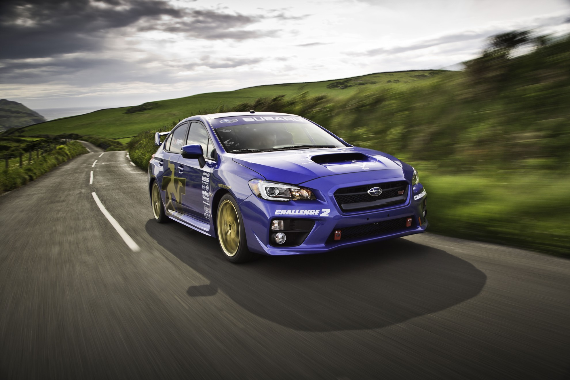 2015 subaru wrx sti new lap speed record. Black Bedroom Furniture Sets. Home Design Ideas